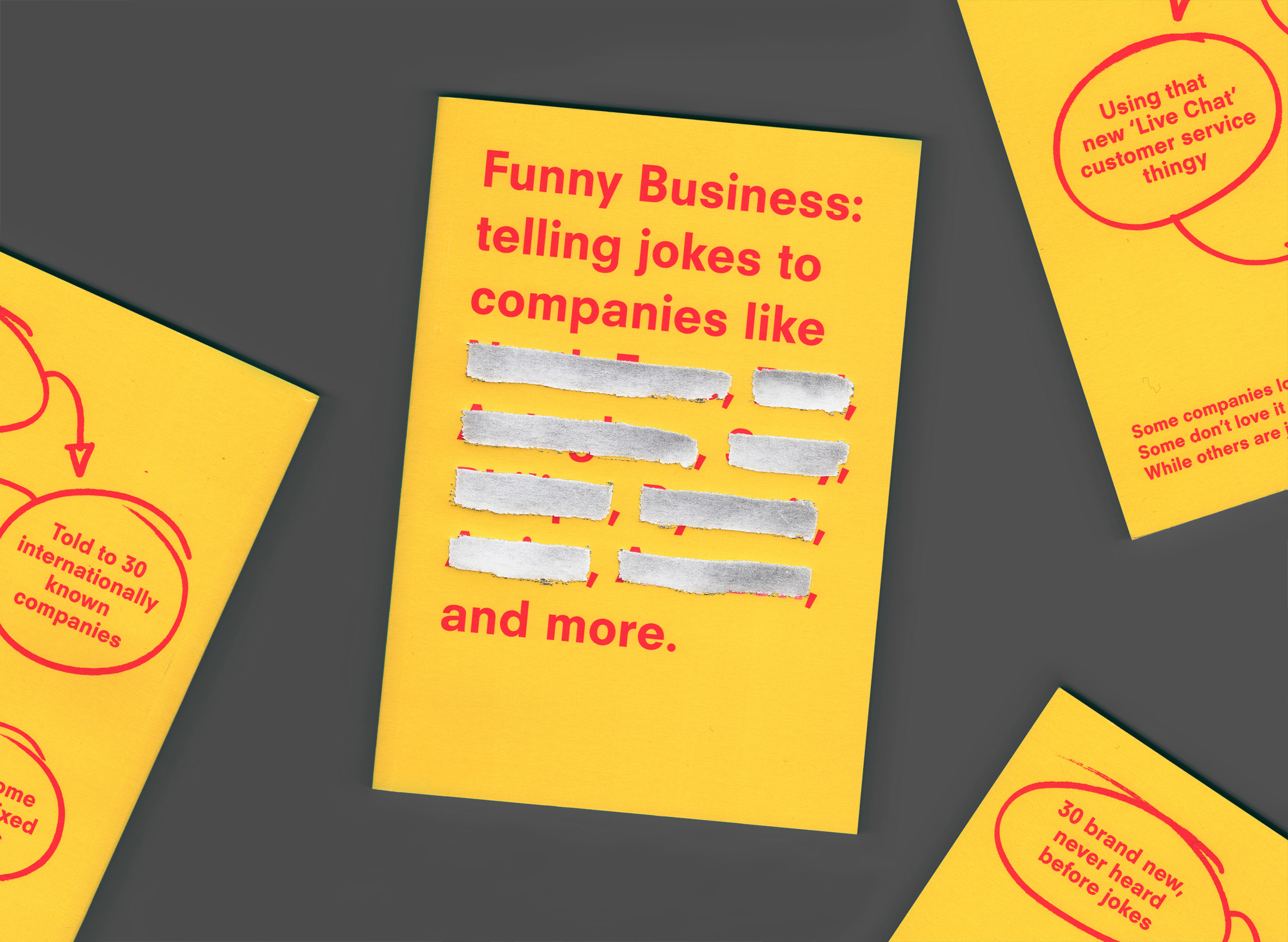 Cover image: Funny Business
