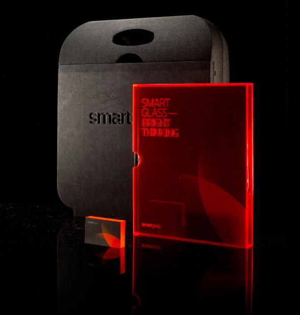 Cover image: Smartglass Brand Identity Scheme