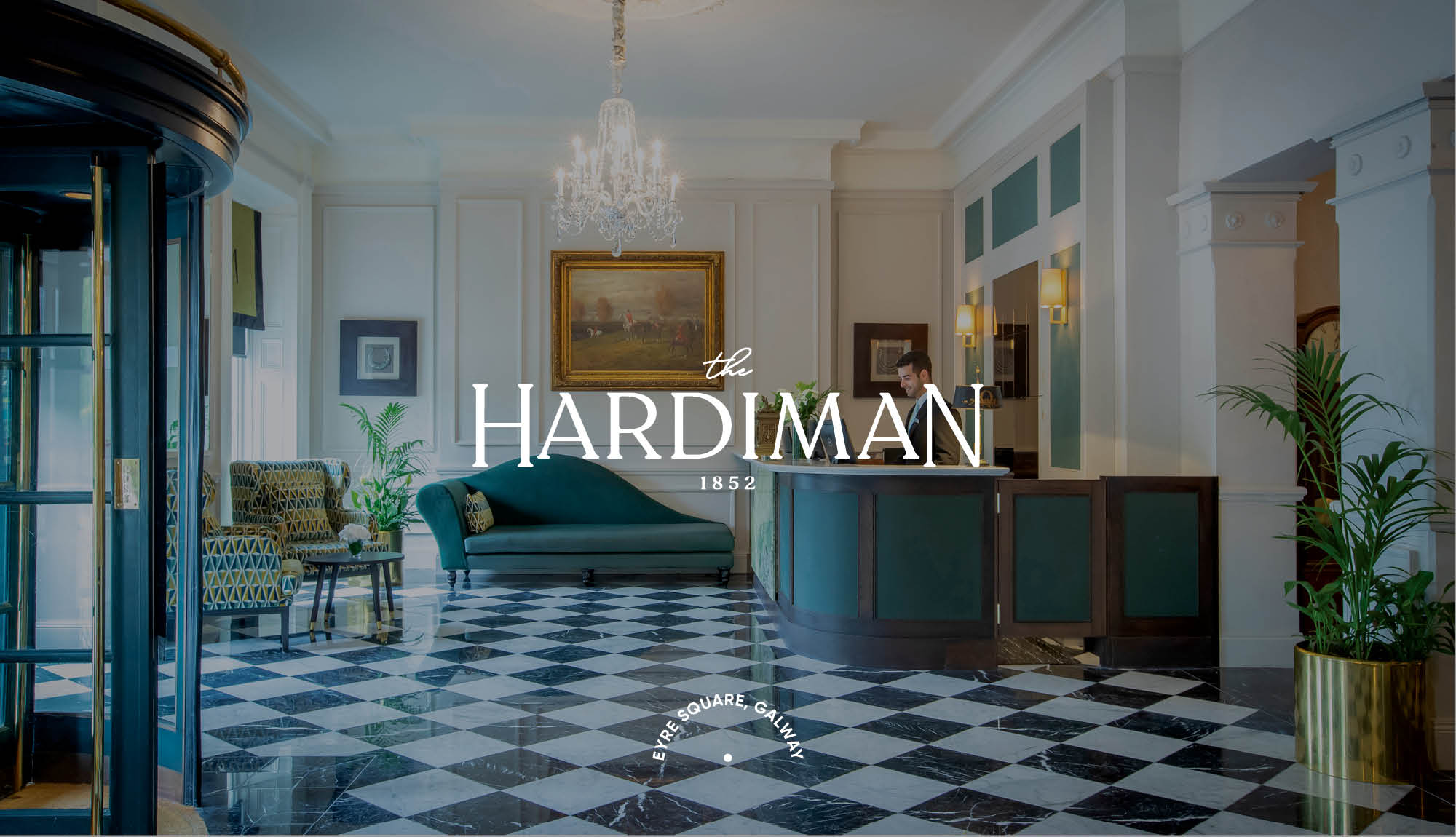 Cover image: The Hardiman