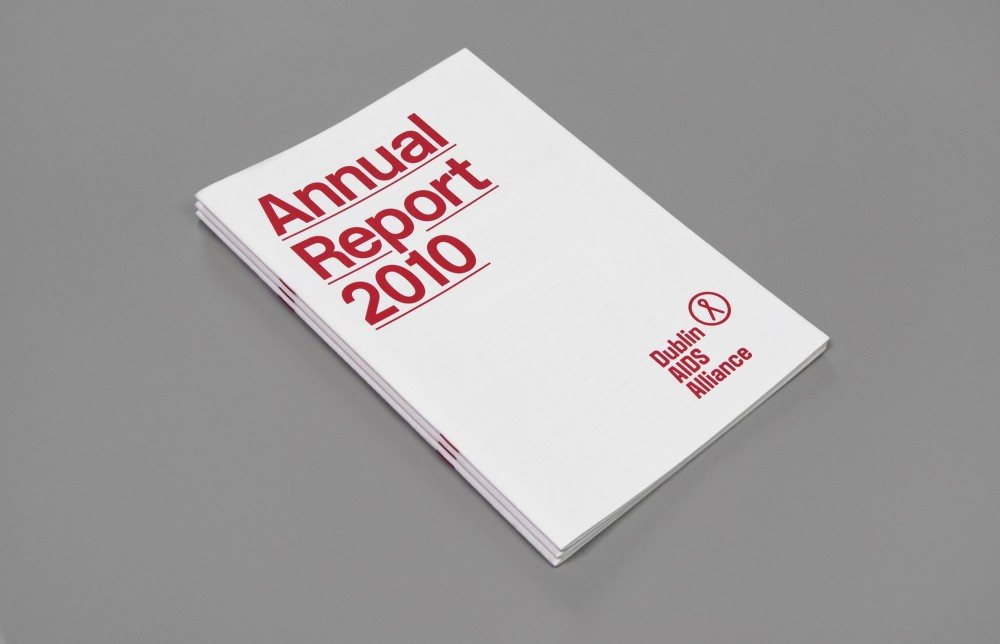 Cover image: Dublin AIDS Alliance Annual Report (2010)