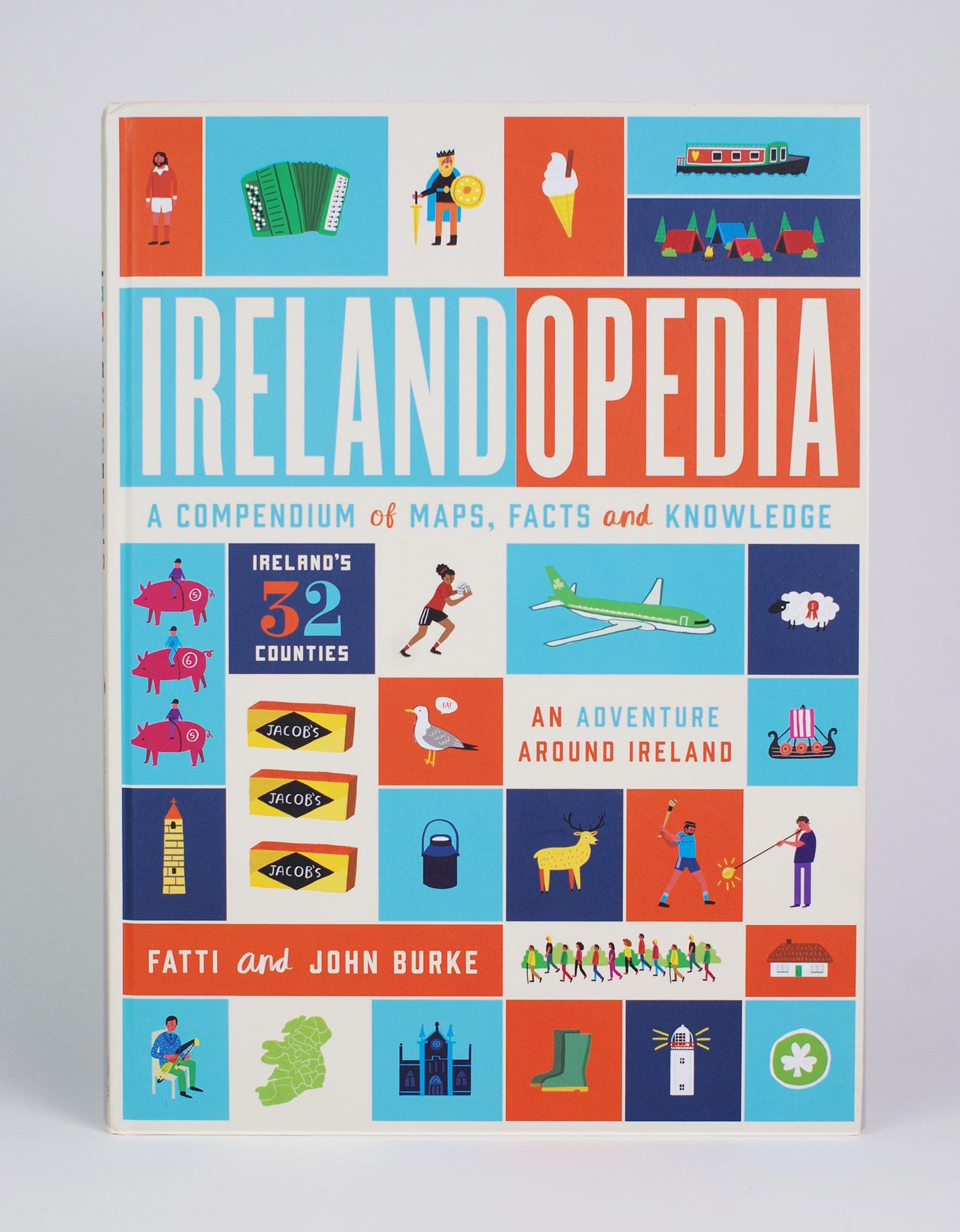 Cover image: Irelandopedia