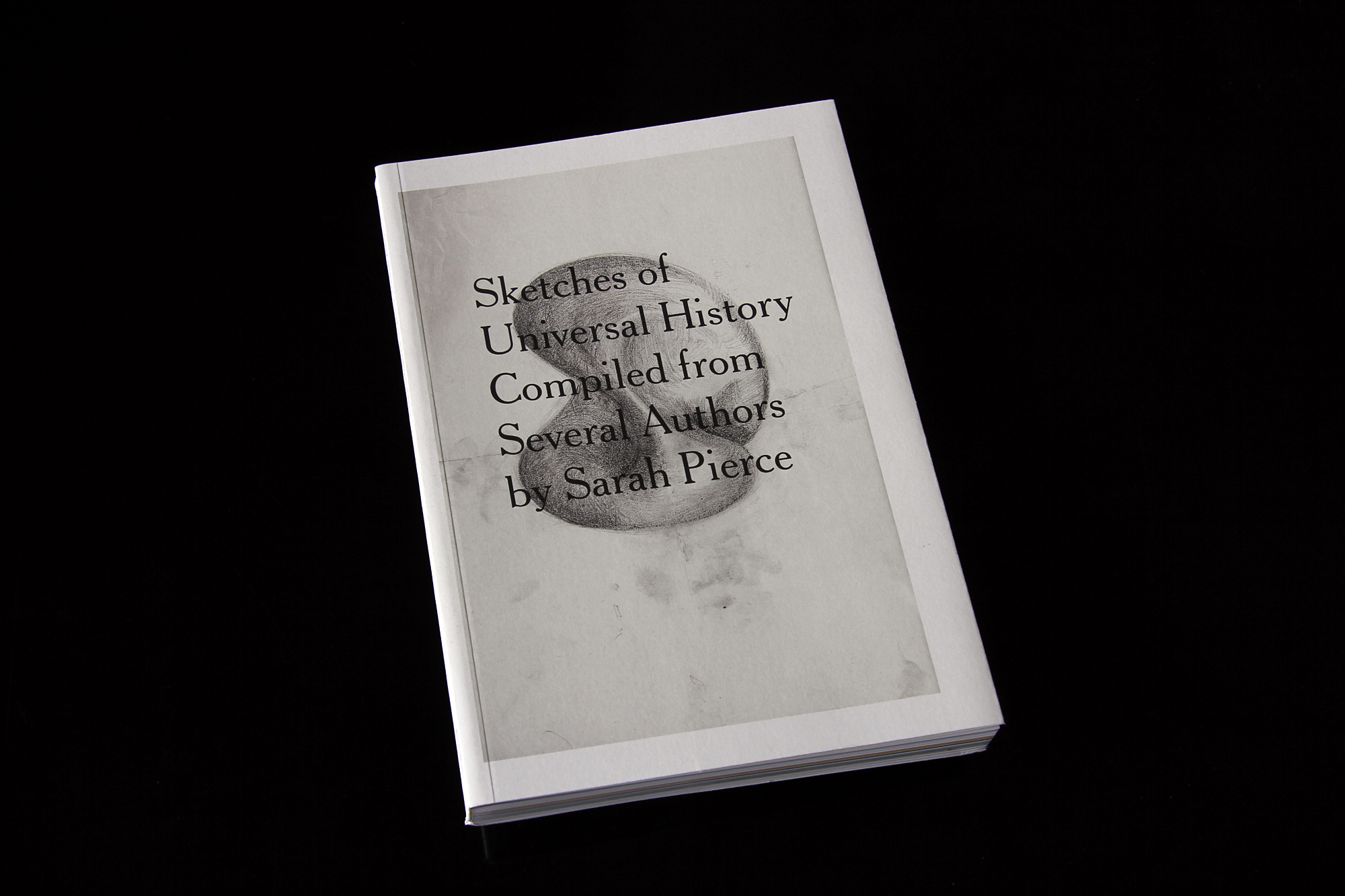 Cover image: Sketches of universal history compiled from several authors  by Sarah Pierce (2013)