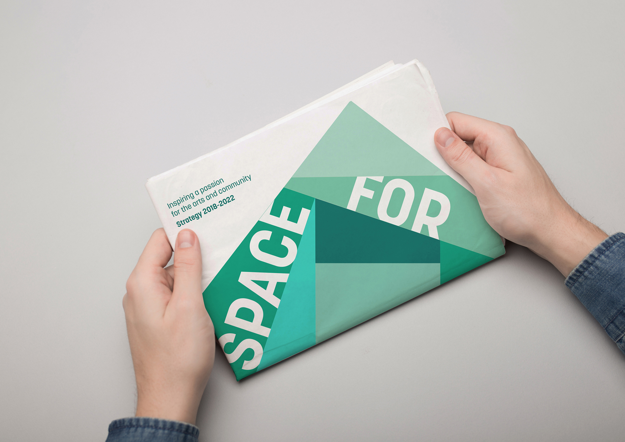 Cover image: Making Space for the Arts