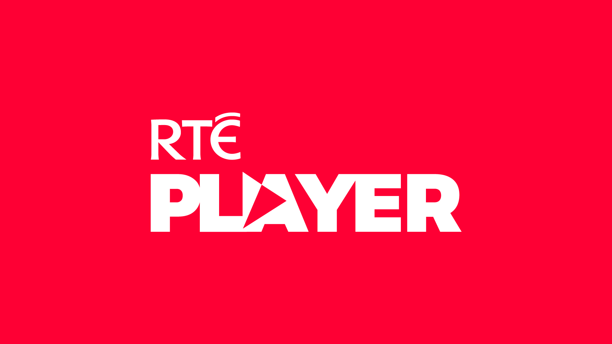 Cover image: RTÉ Player Identity