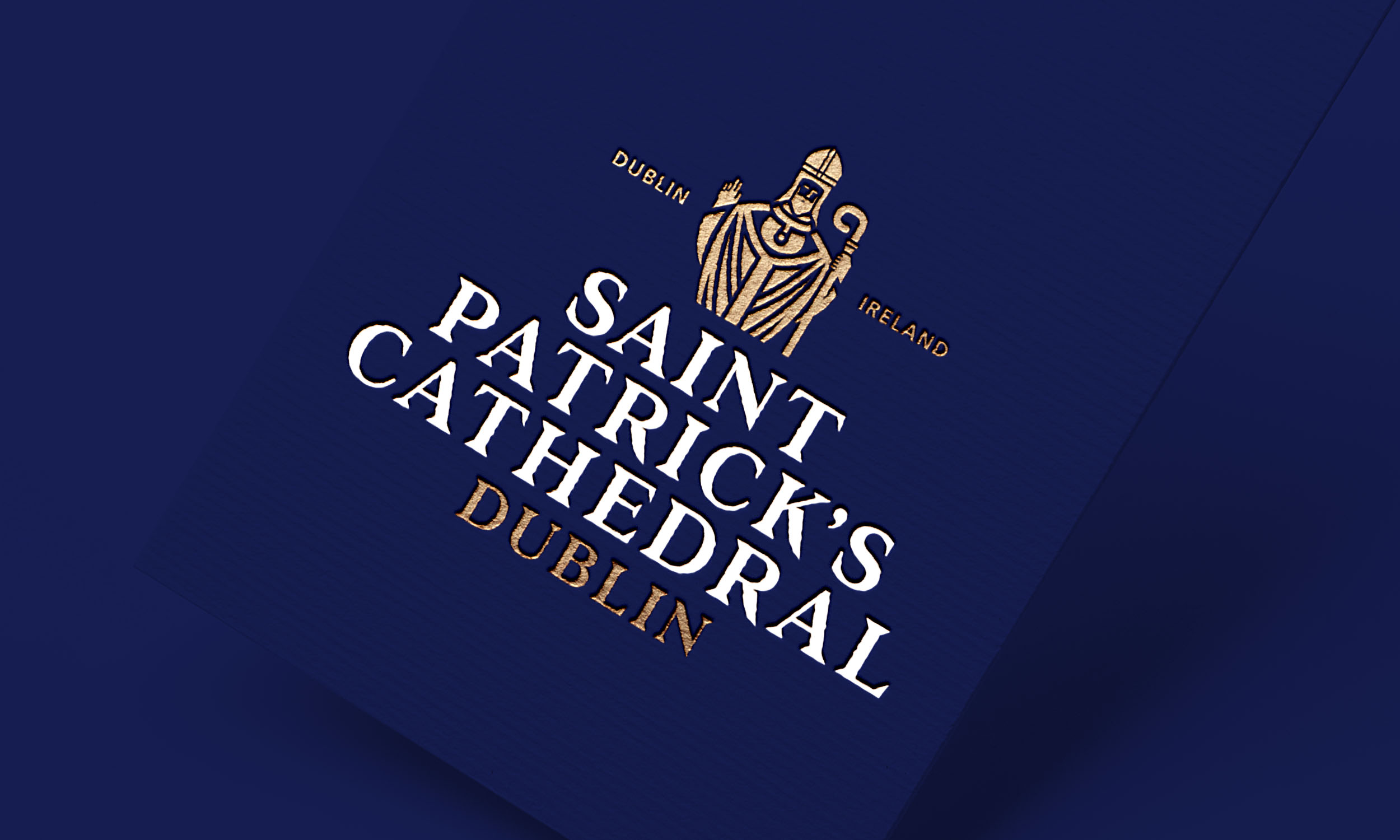 Cover image: Saint Patrick's Cathedral