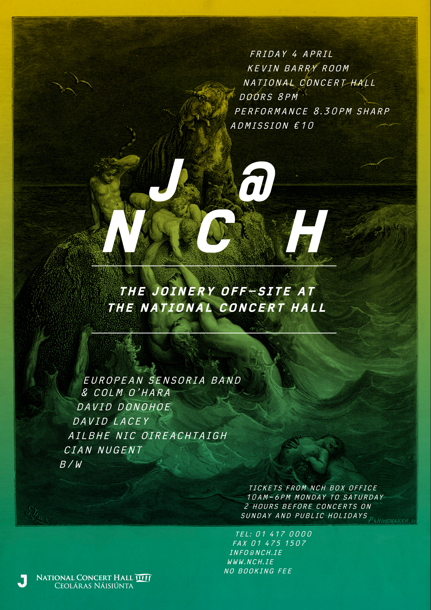 Cover image: J @ NCH (2014)