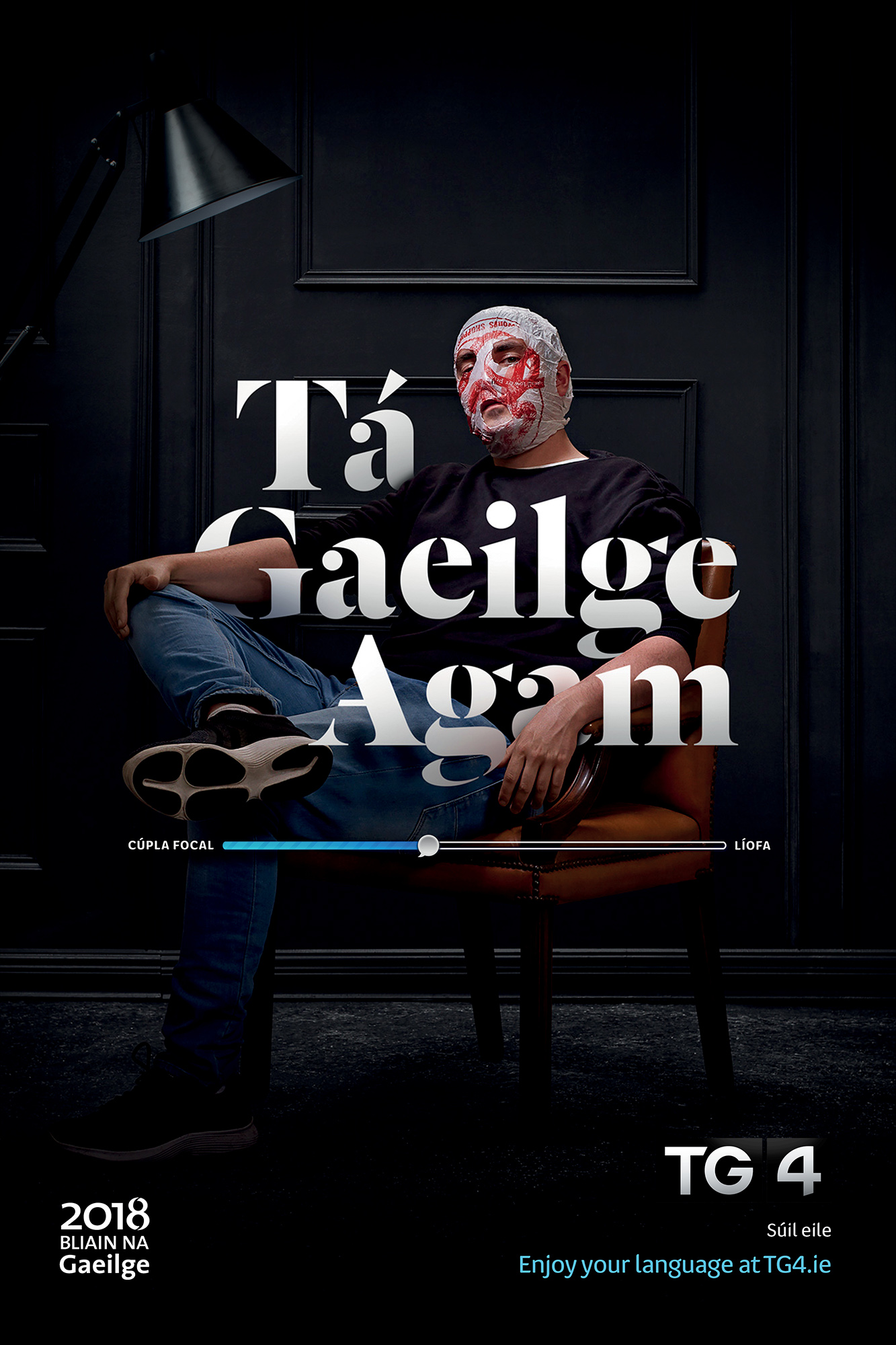 Cover image: Tá Gaeilge Agam