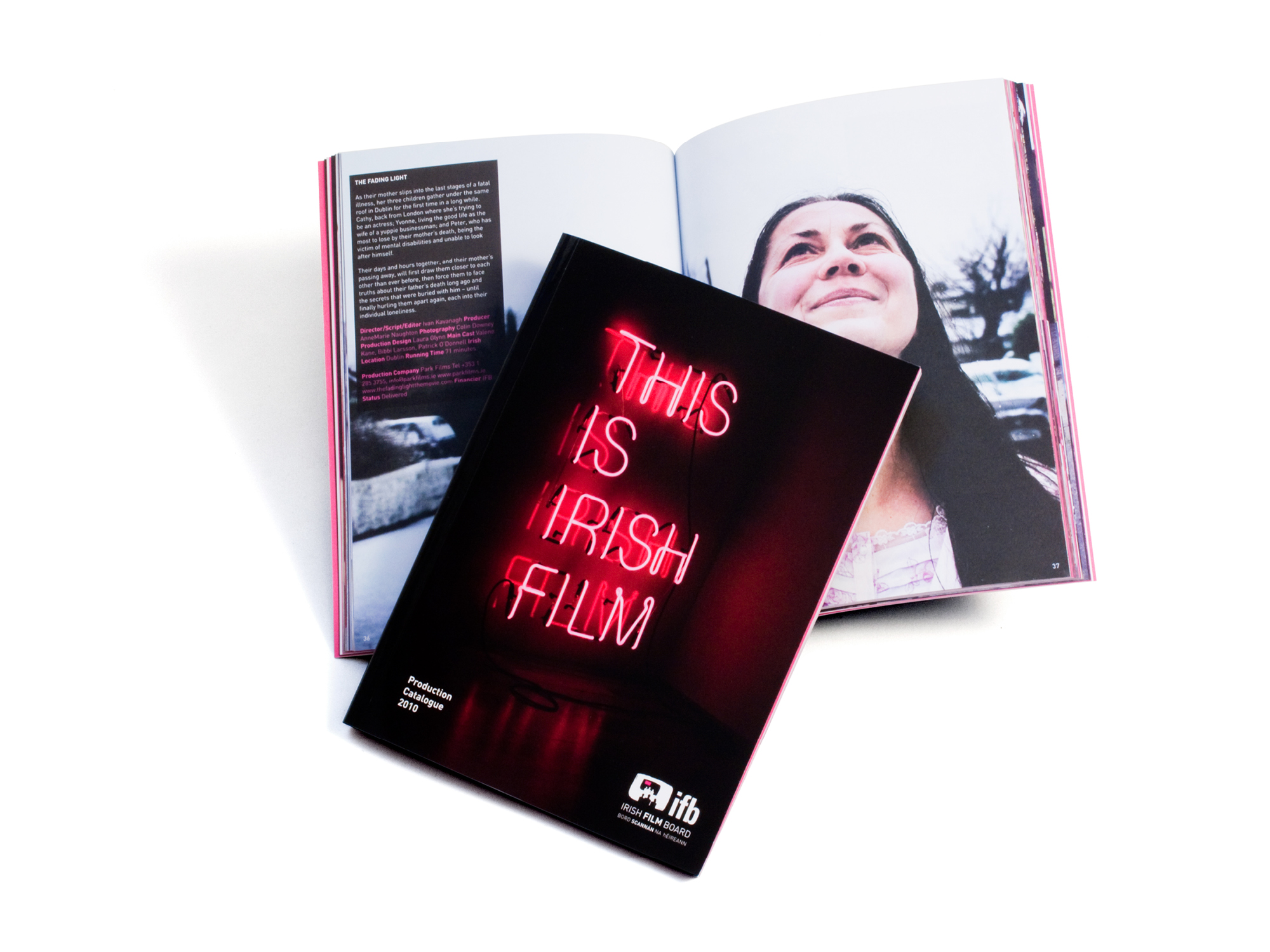 Cover image: Irish Film Board Production Catalogue (2010)