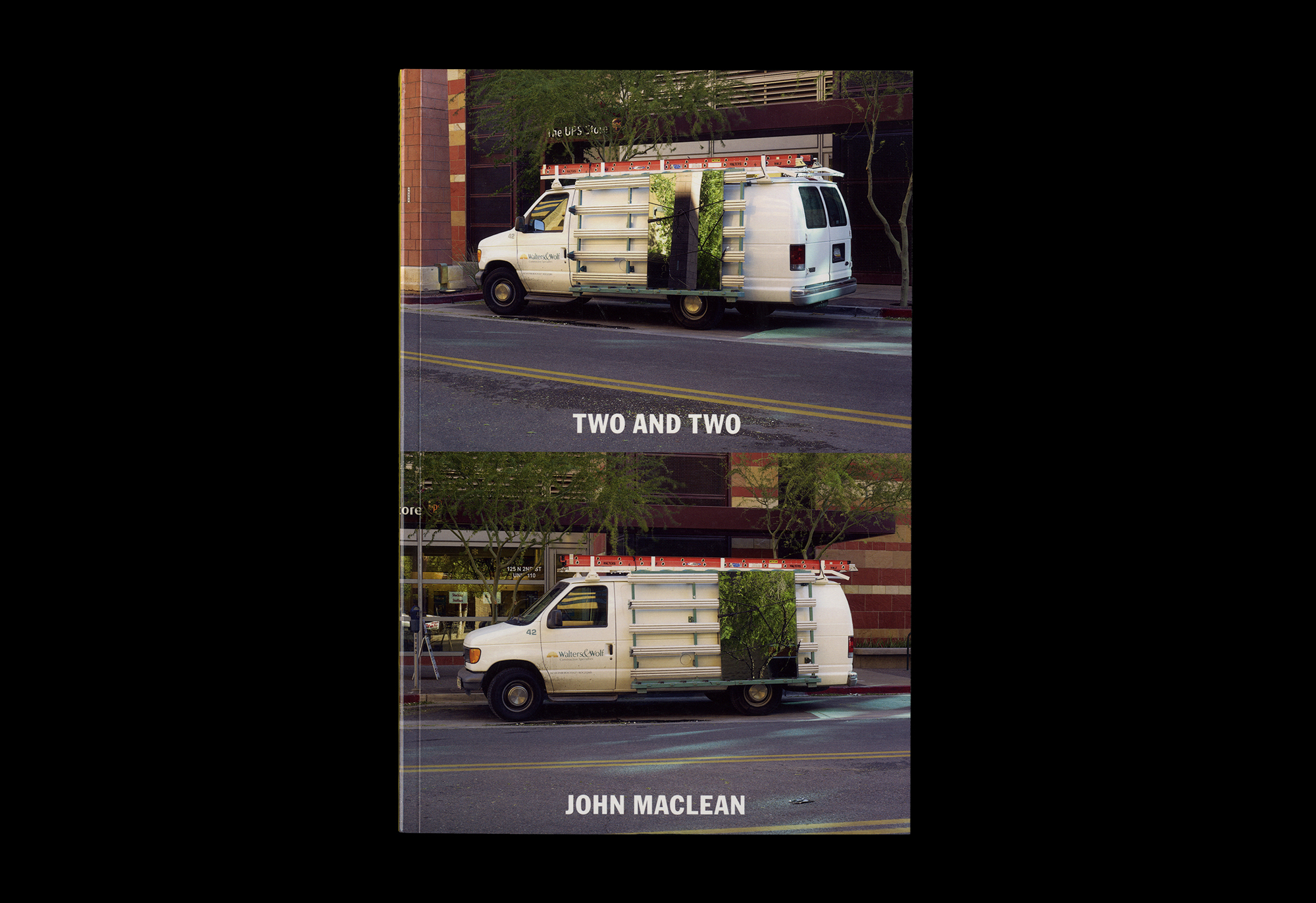 Cover image: John MacLean: Two and Two (2011)