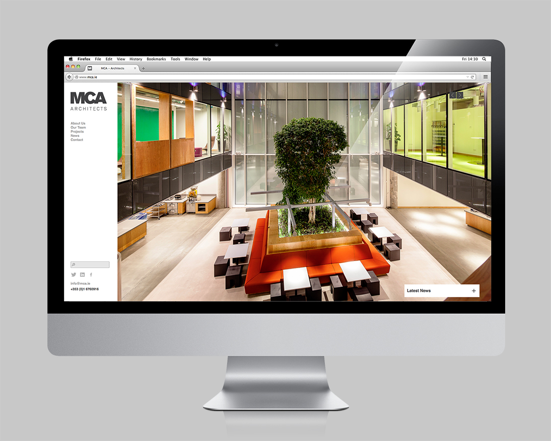 Cover image: MCA Architects