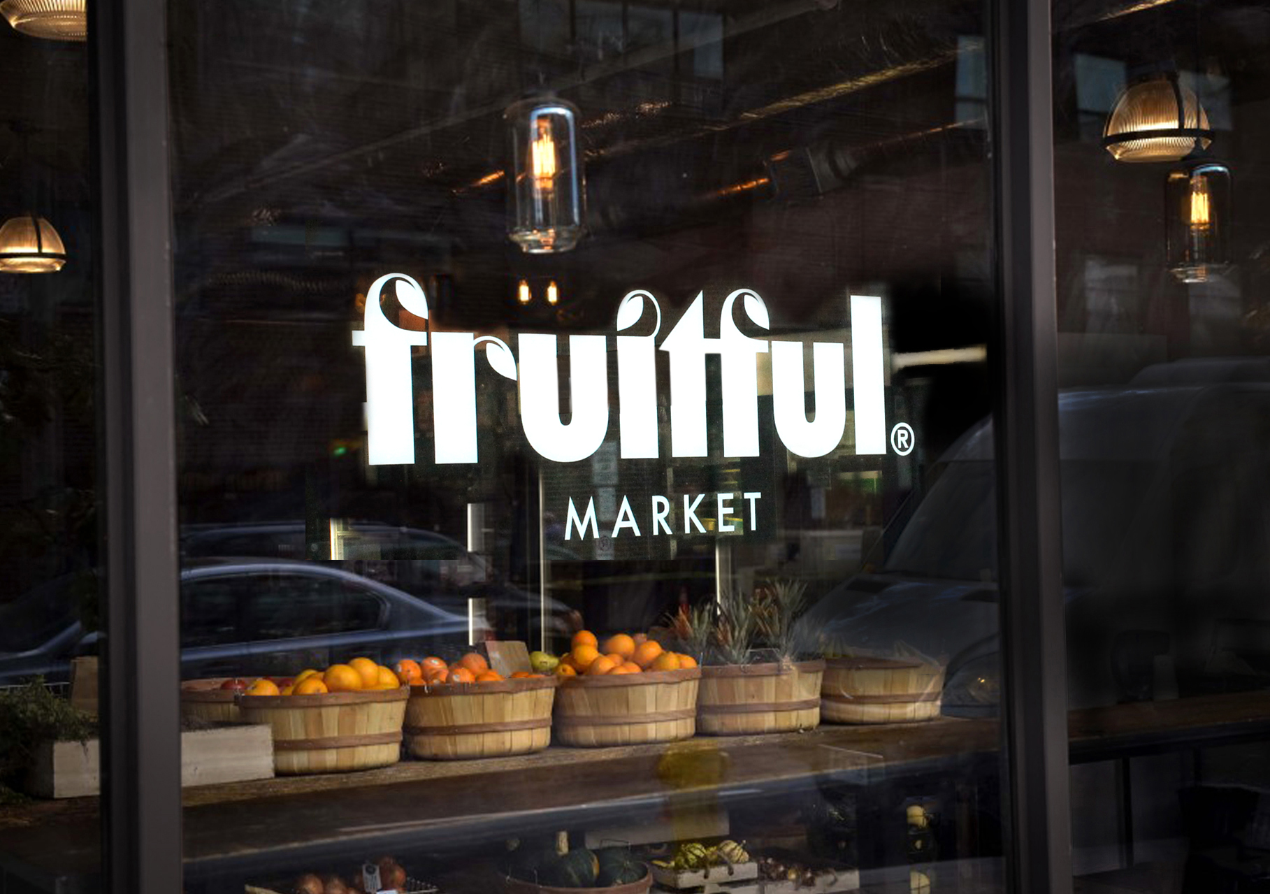 Cover image: Fruitful Market (2015)