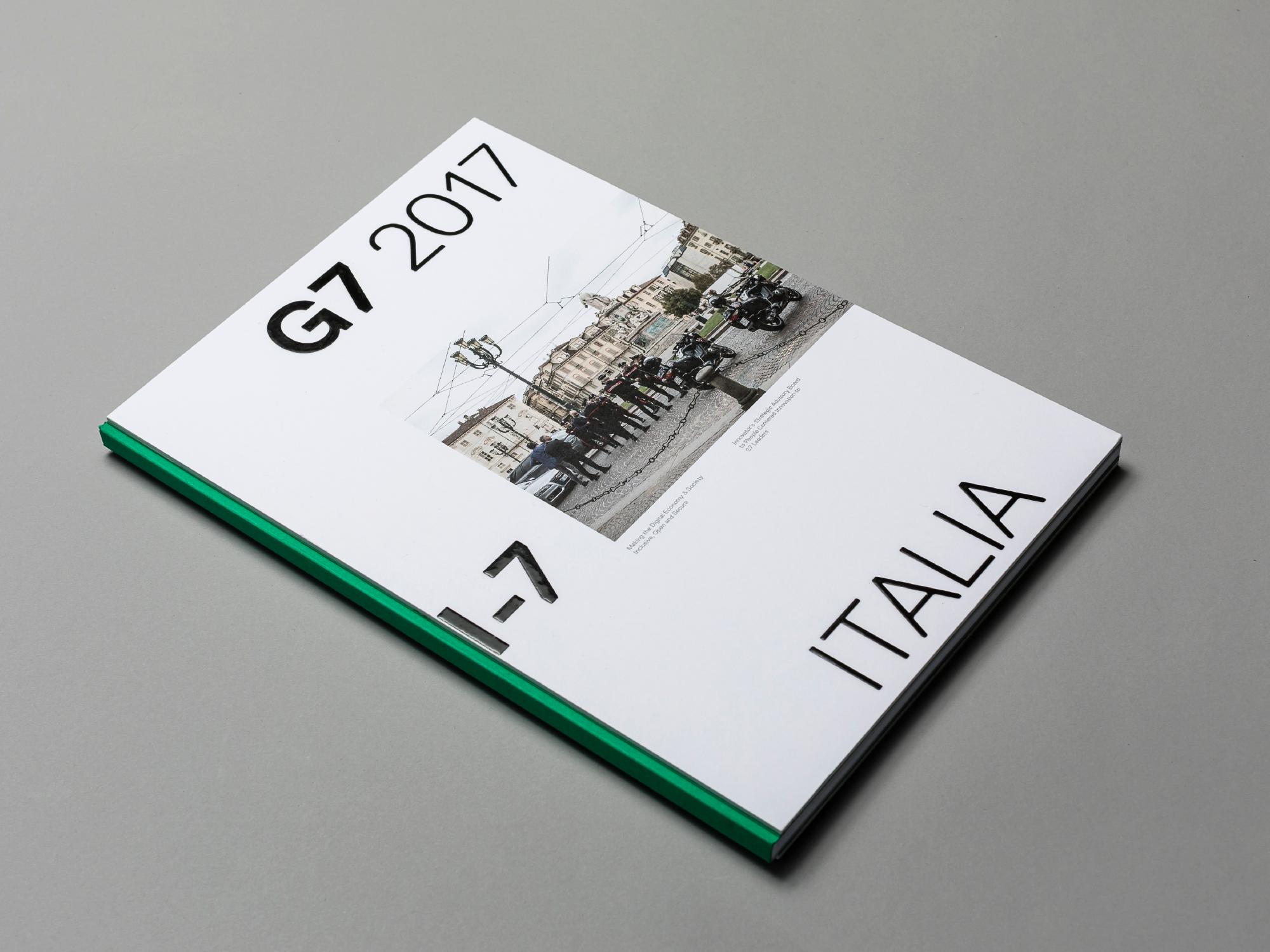 Cover image: G7 Italia, Book