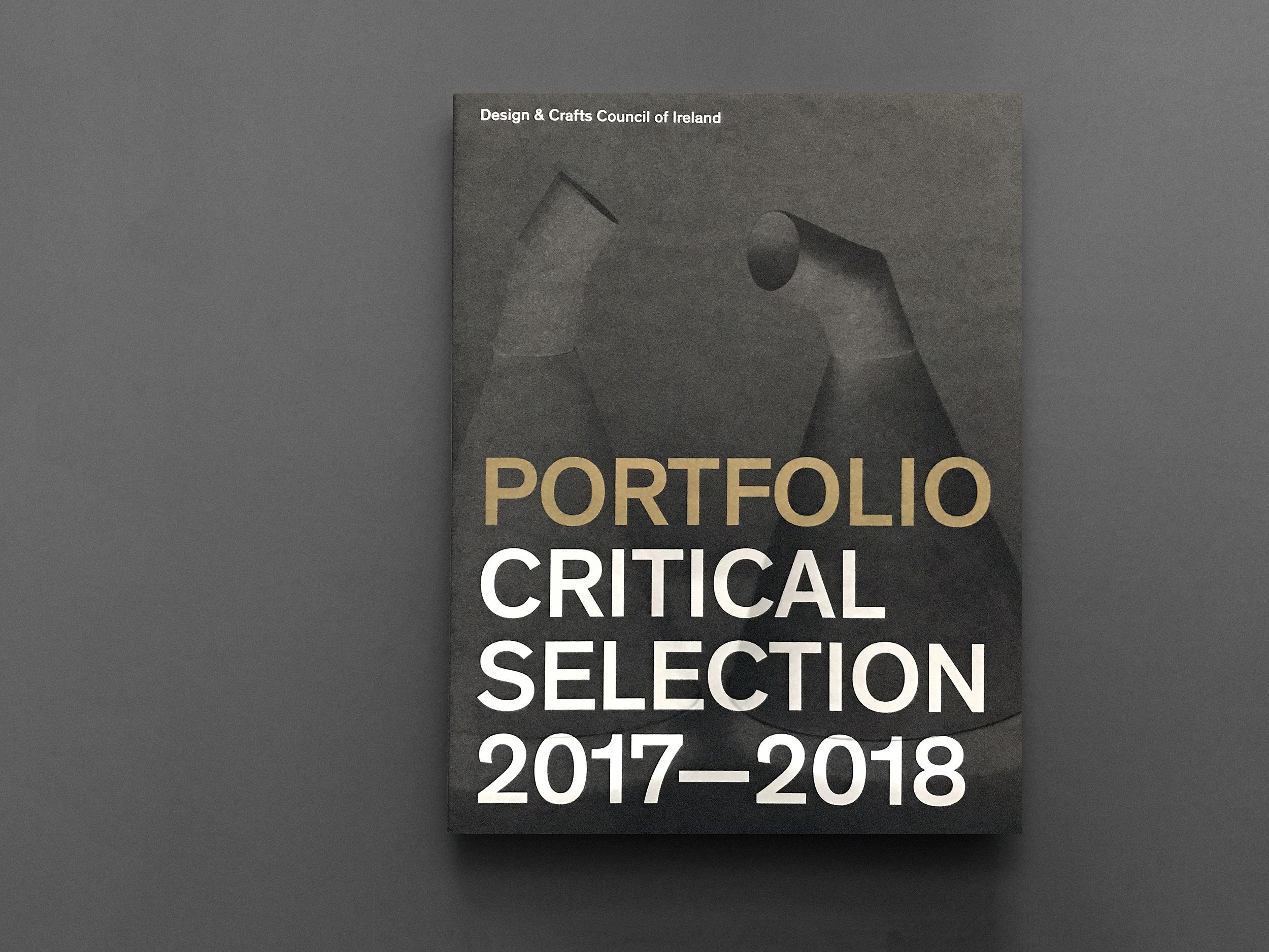 Cover image: Portfolio 2017 – 2018
