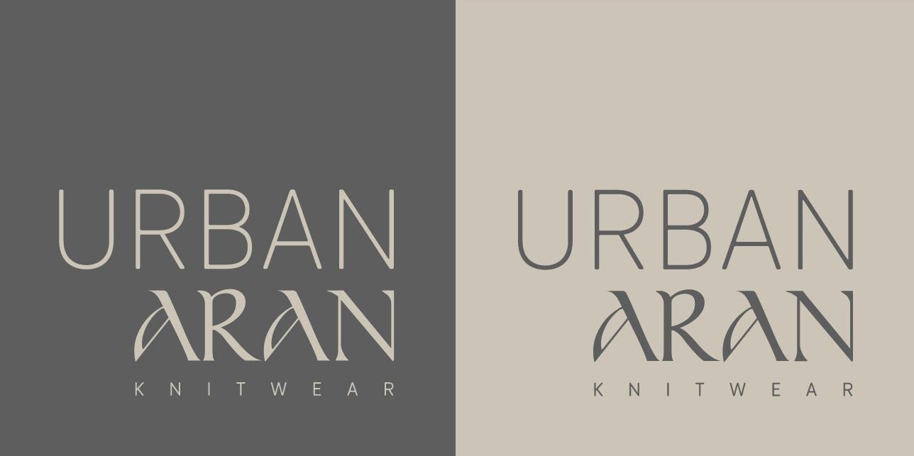 Cover image: Urban Aran Knitwear Branding