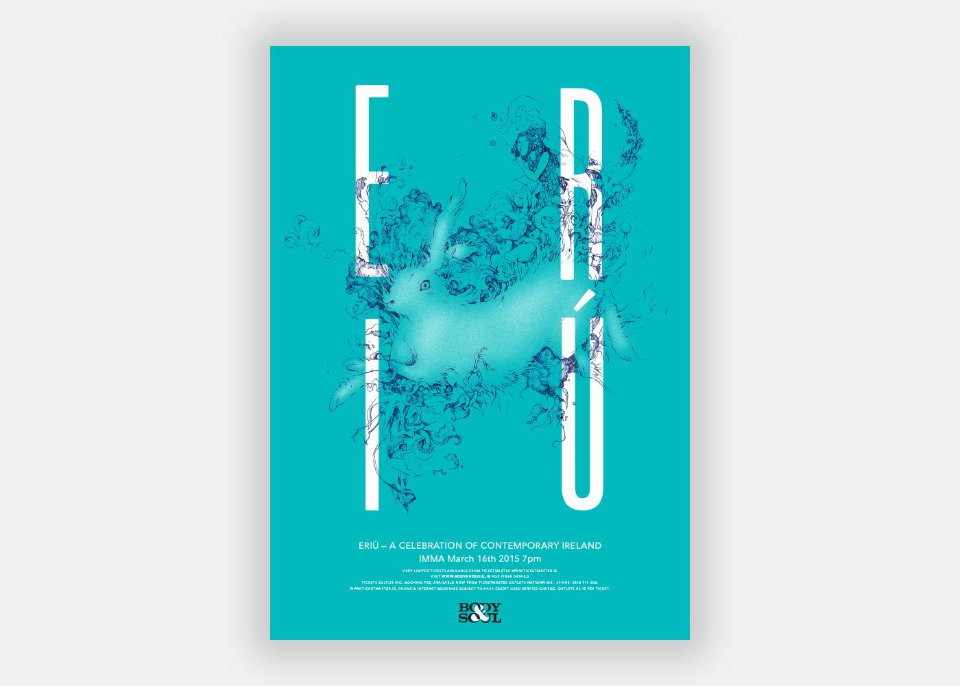 Cover image: ÉRIU (2015)