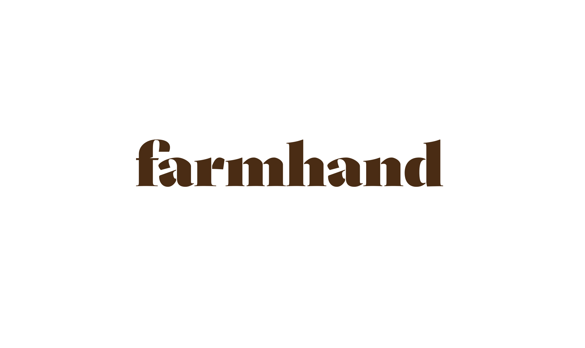 Cover image: Farmhand
