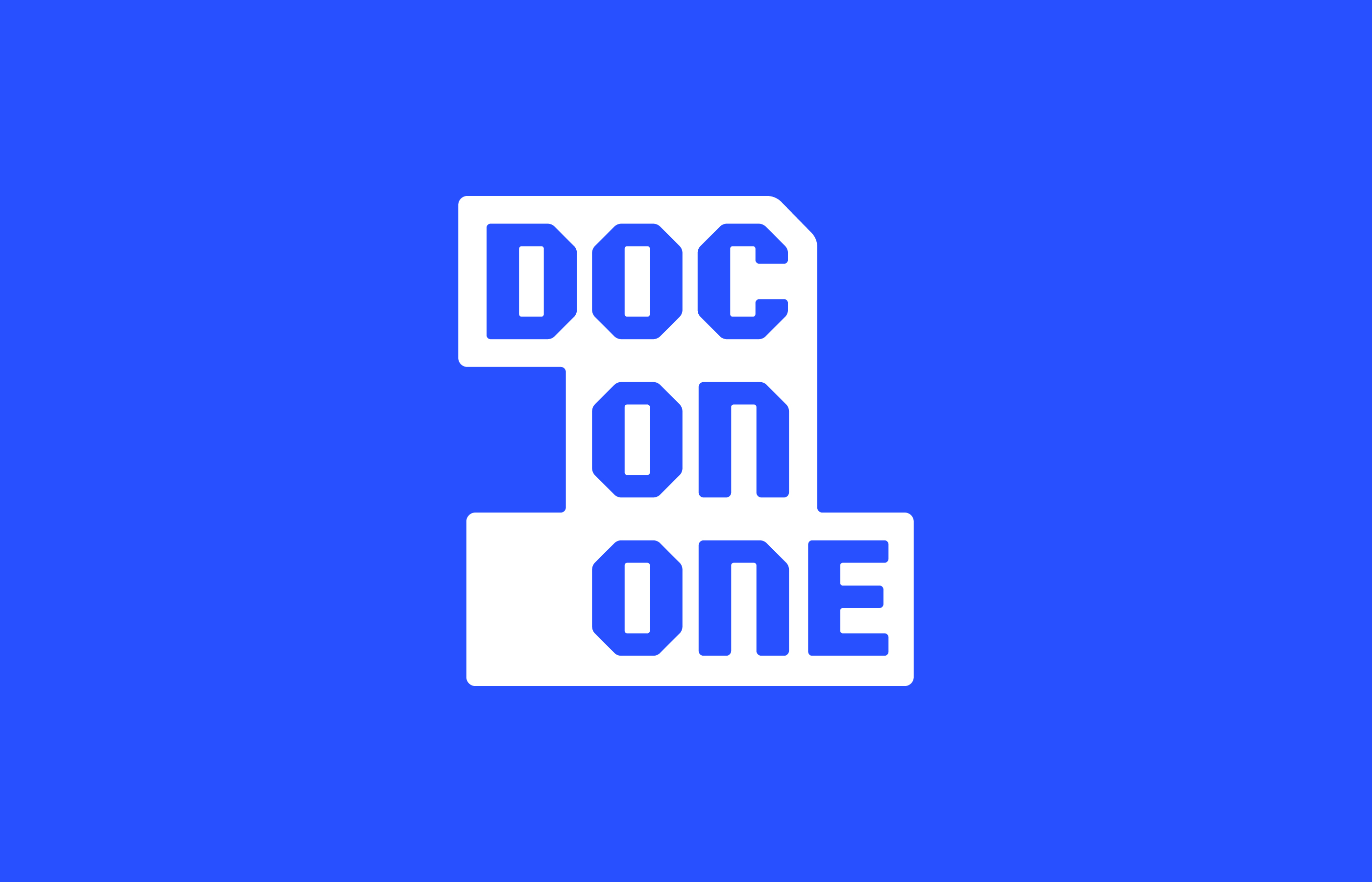 Cover image: Documentary On One