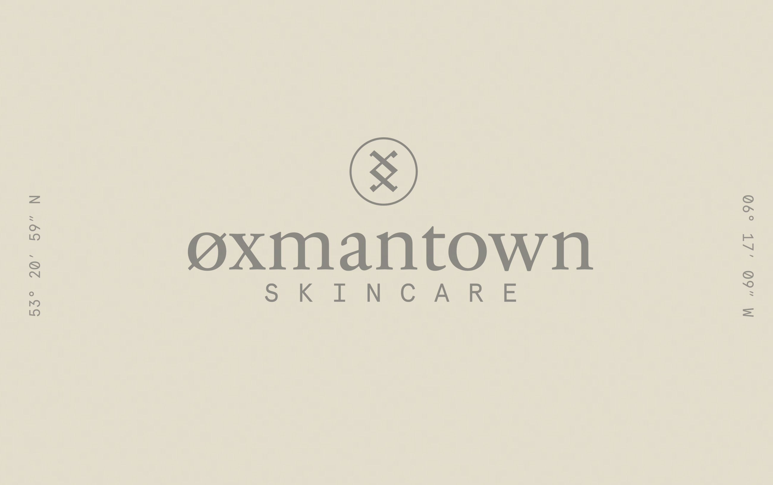 Cover image: Øxmantown Skincare