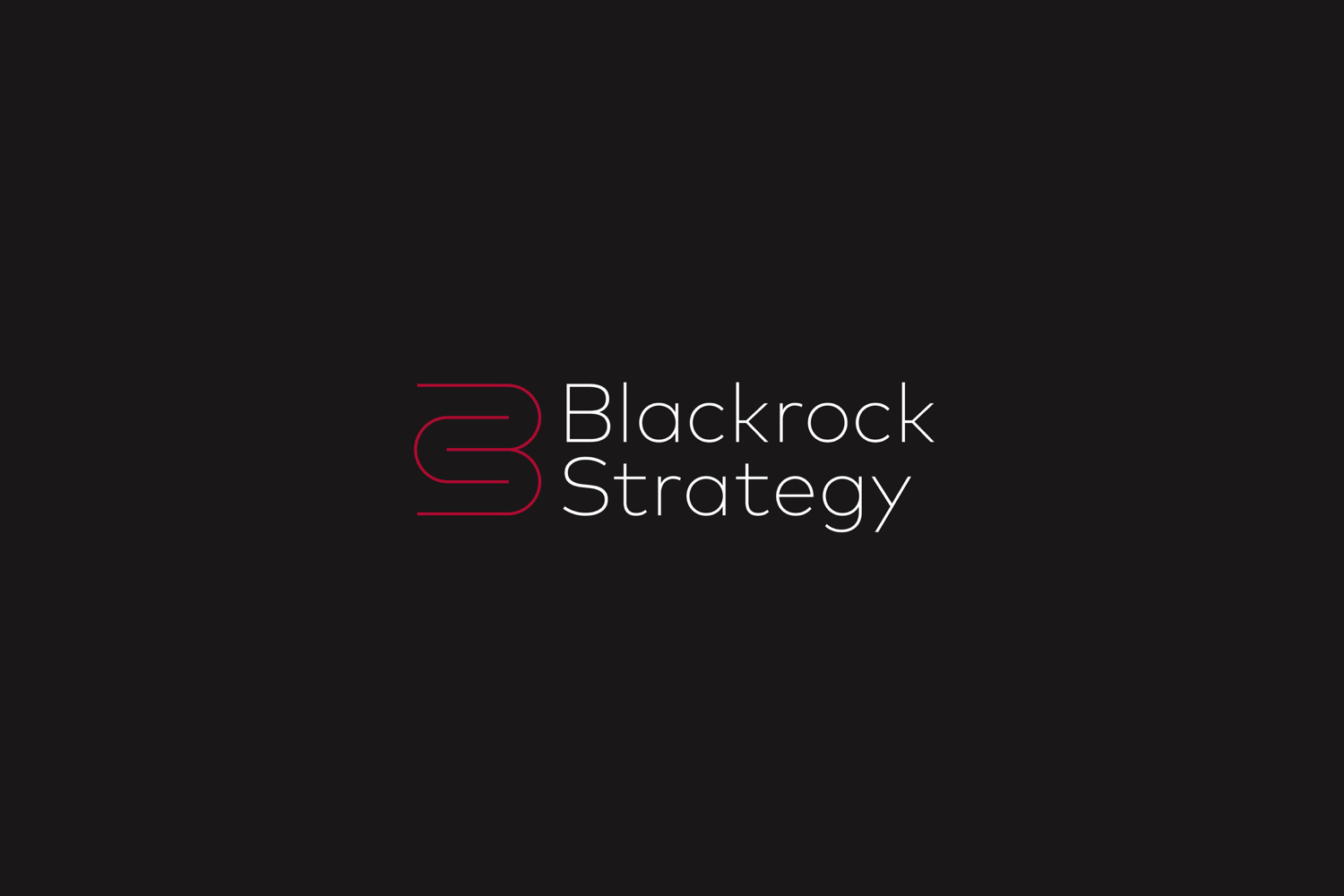 Cover image: Blackrock Strategy