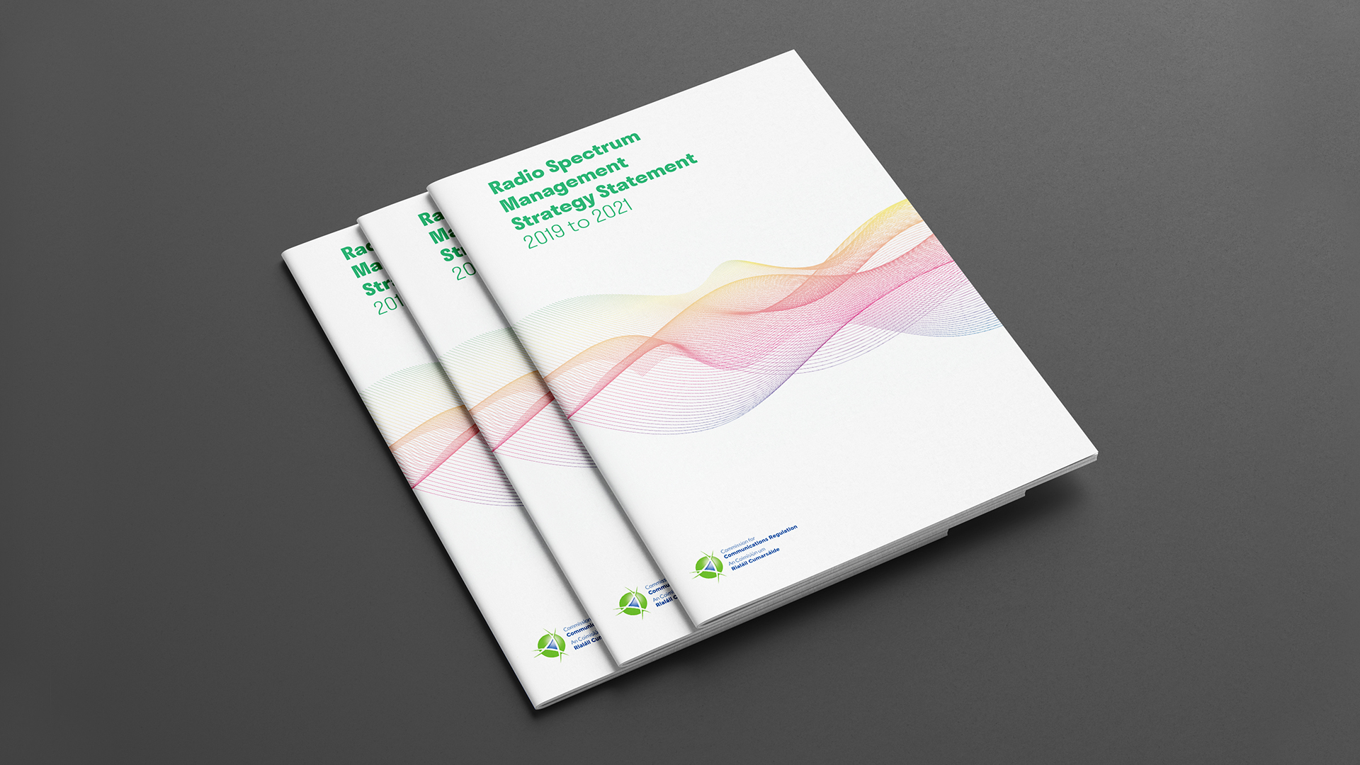 Cover image: ComReg Radio Spectrum Report