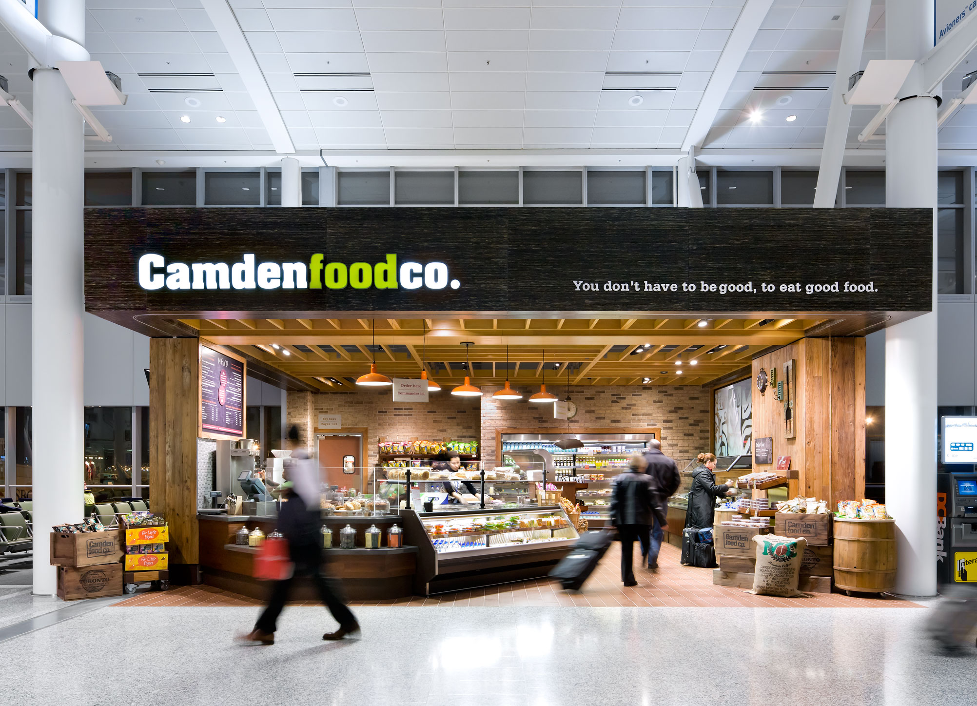Cover image: Camden Food Co