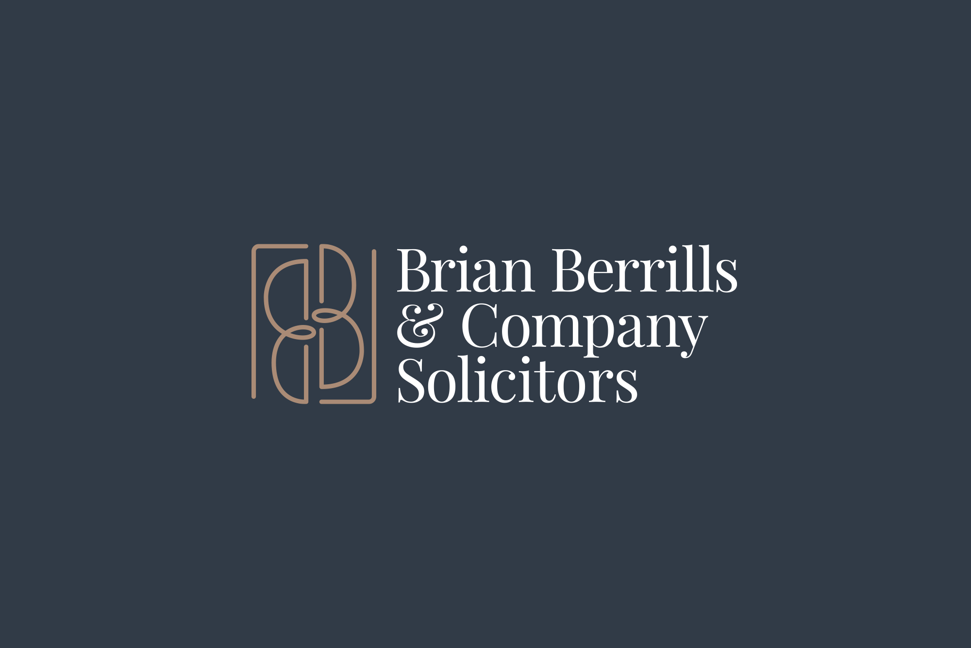 Cover image: Brian Berrills Solicitors