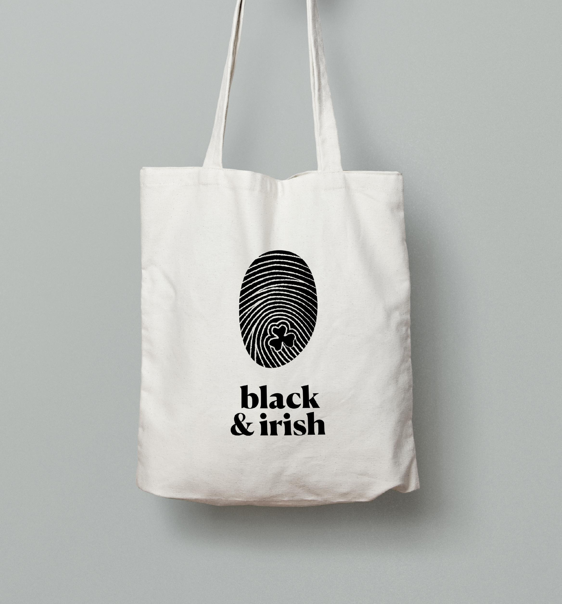 Cover image: Black & Irish identity