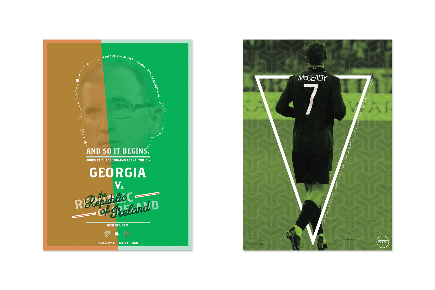 Cover image: Póg Mo Goal Euro 2016 Posters