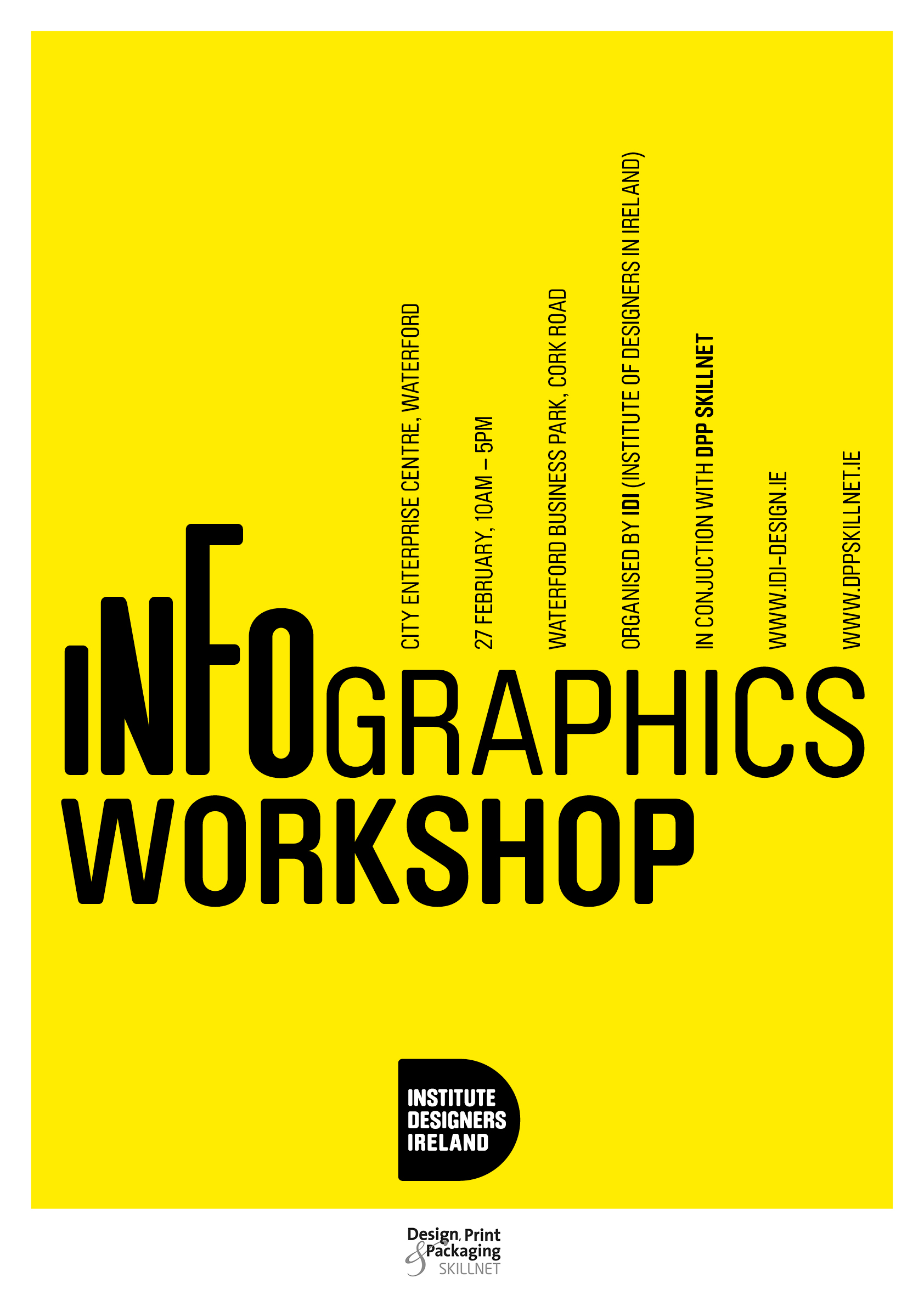 Cover image: Infographics workshop