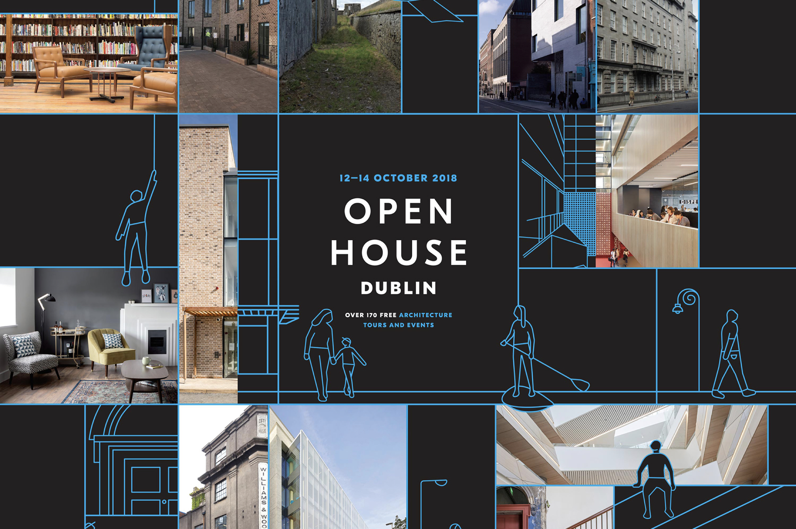 Cover image: Open House Dublin
