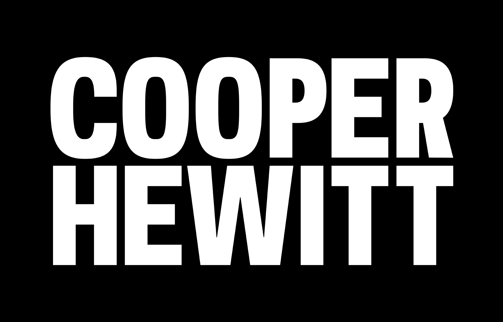 Cover image: Cooper Hewitt Identity