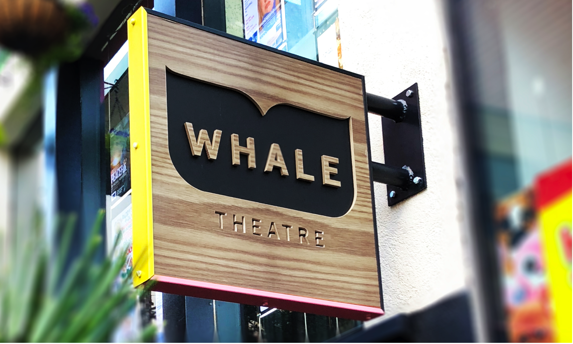 Cover image: The Whale Theatre