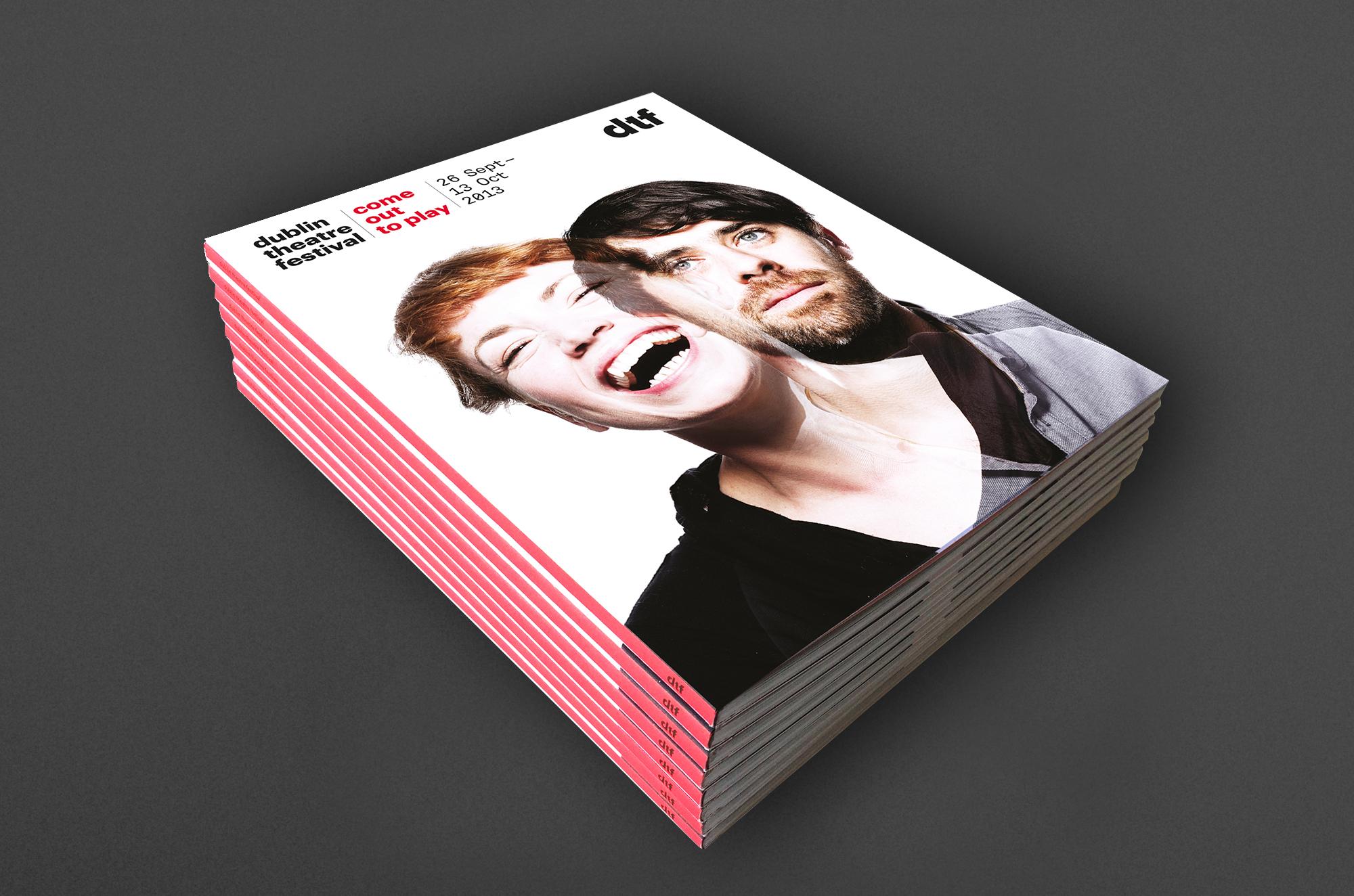 Cover image: Dublin Theatre Festival (2013)