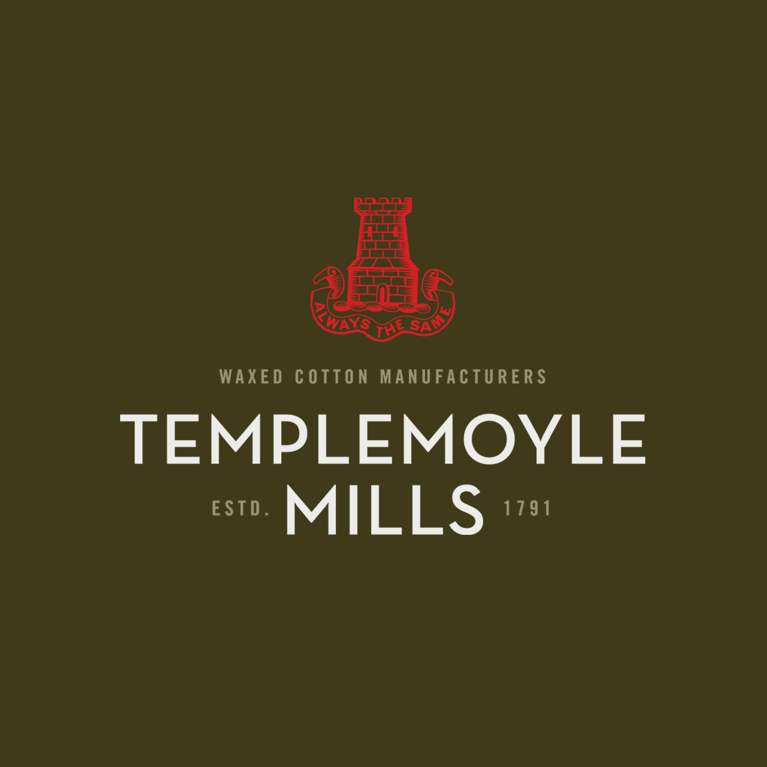 Cover image: Templemoyle Mills (2014)