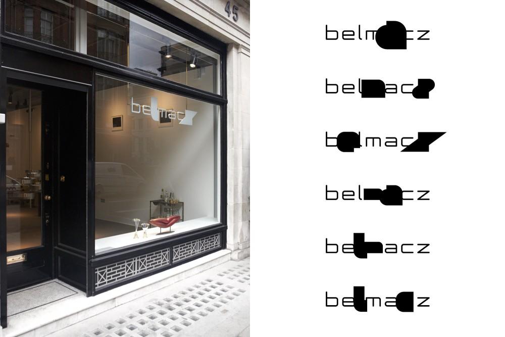 Cover image: Belmacz identity (2011)