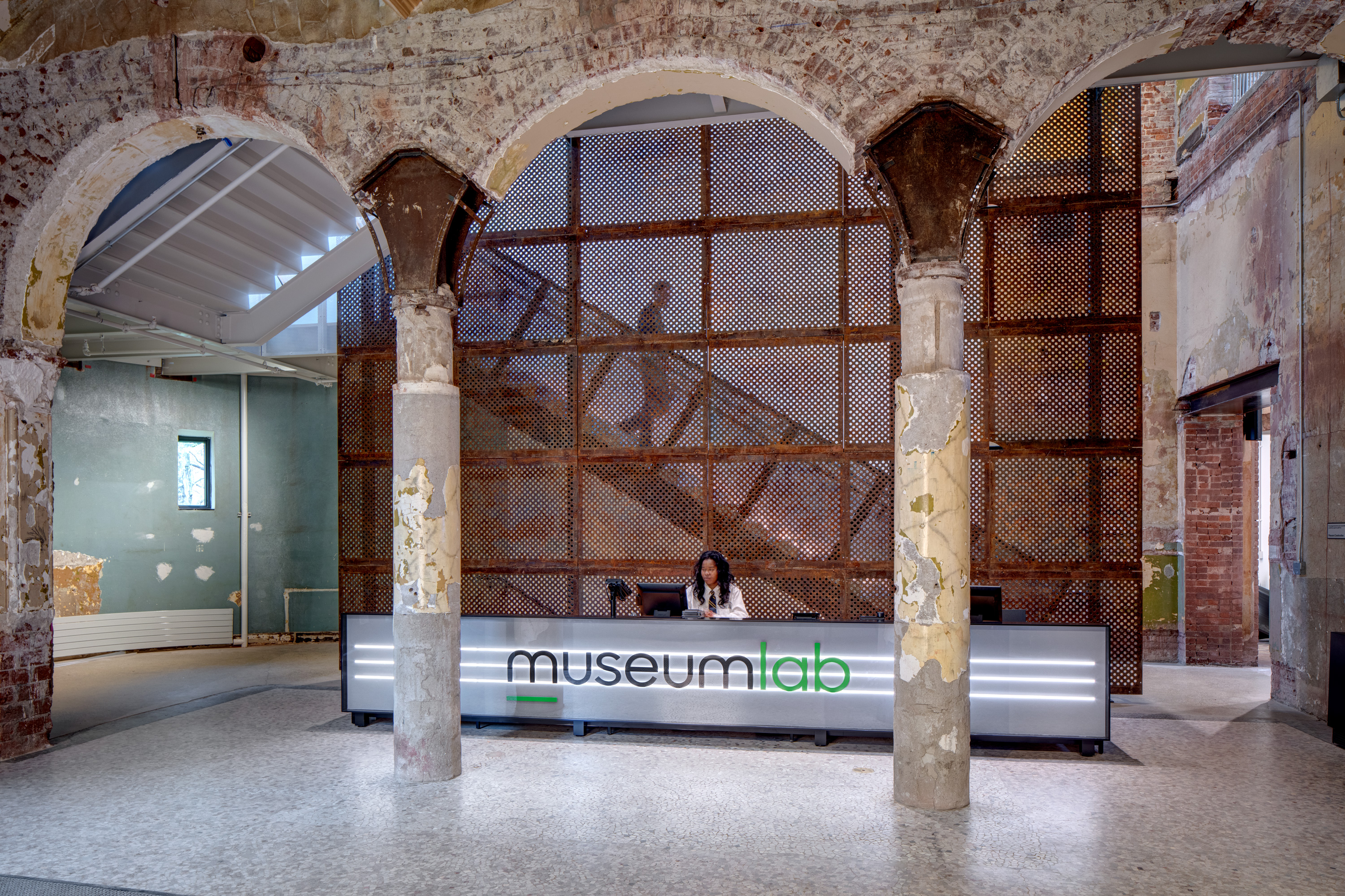 Cover image: Museum Lab