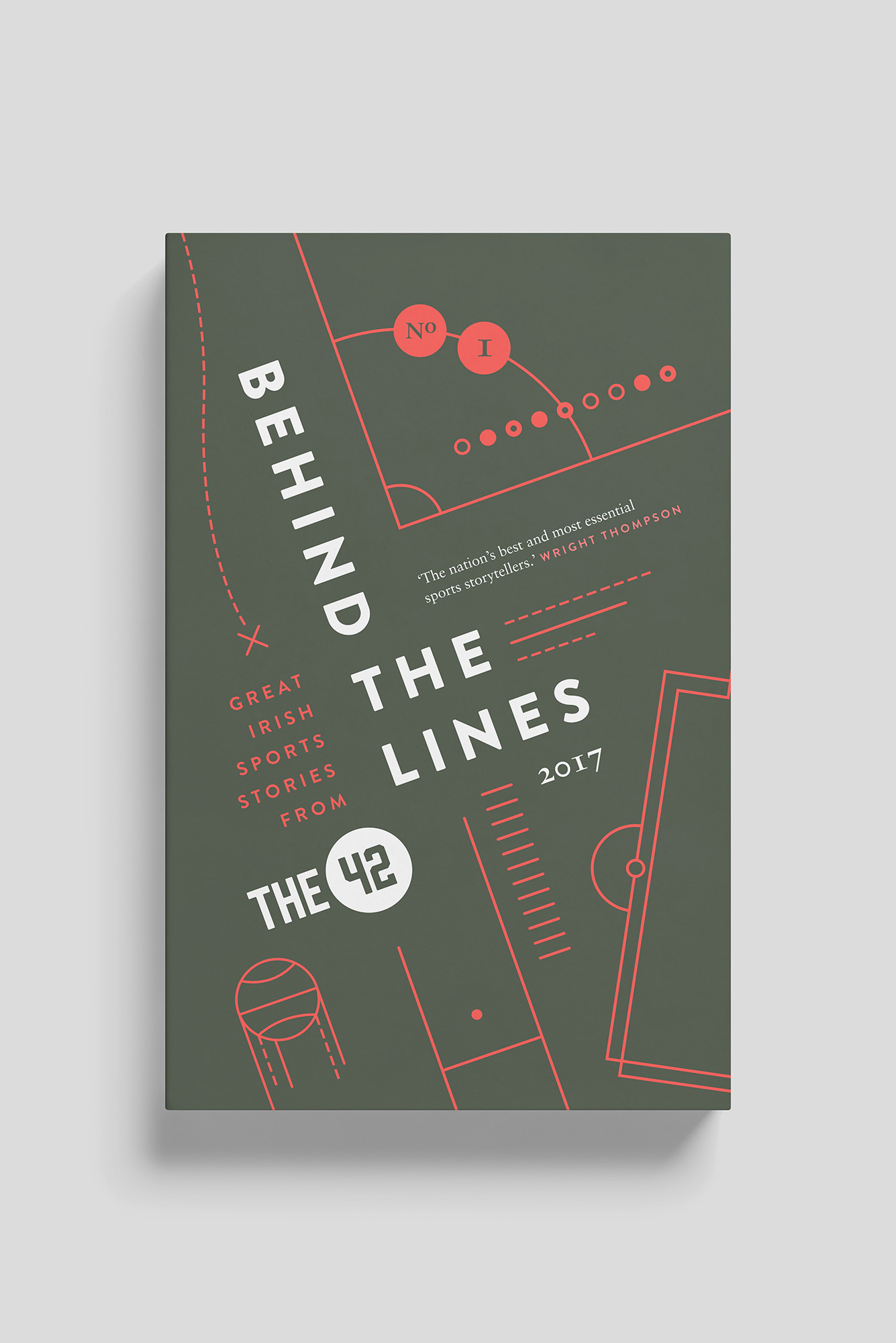 Cover image: Behind The Lines
