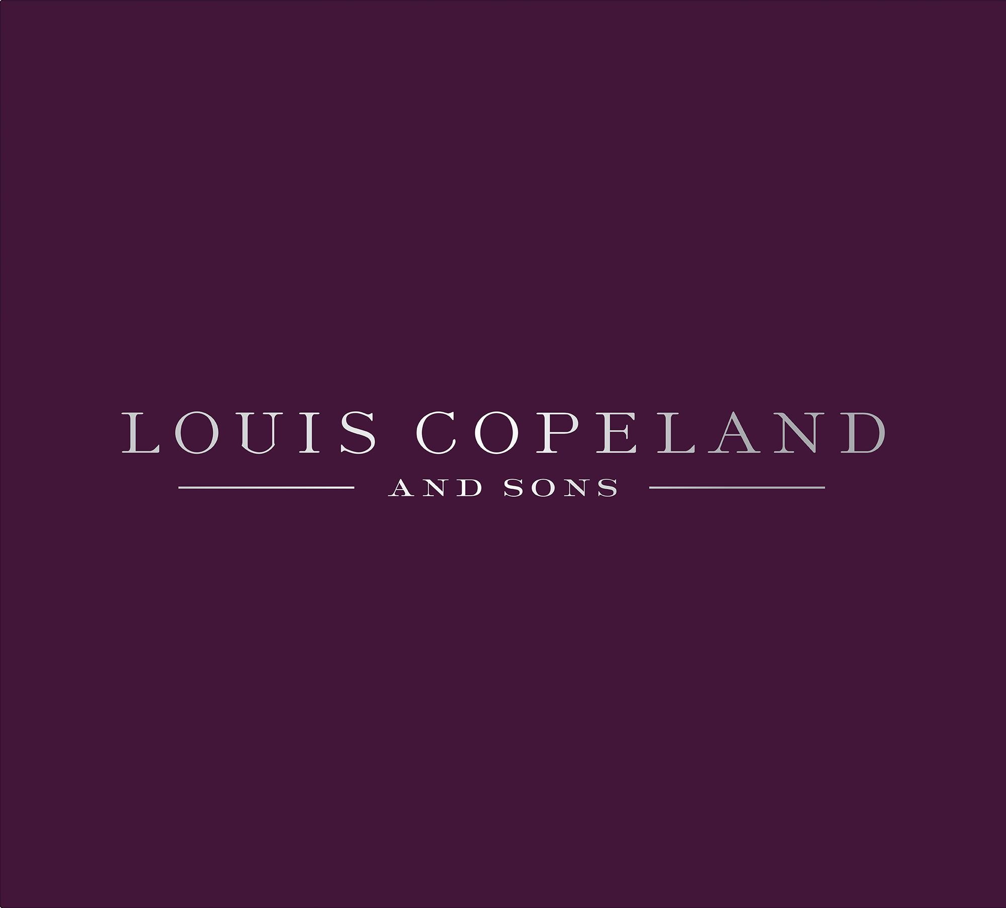 Cover image: Louis Copeland