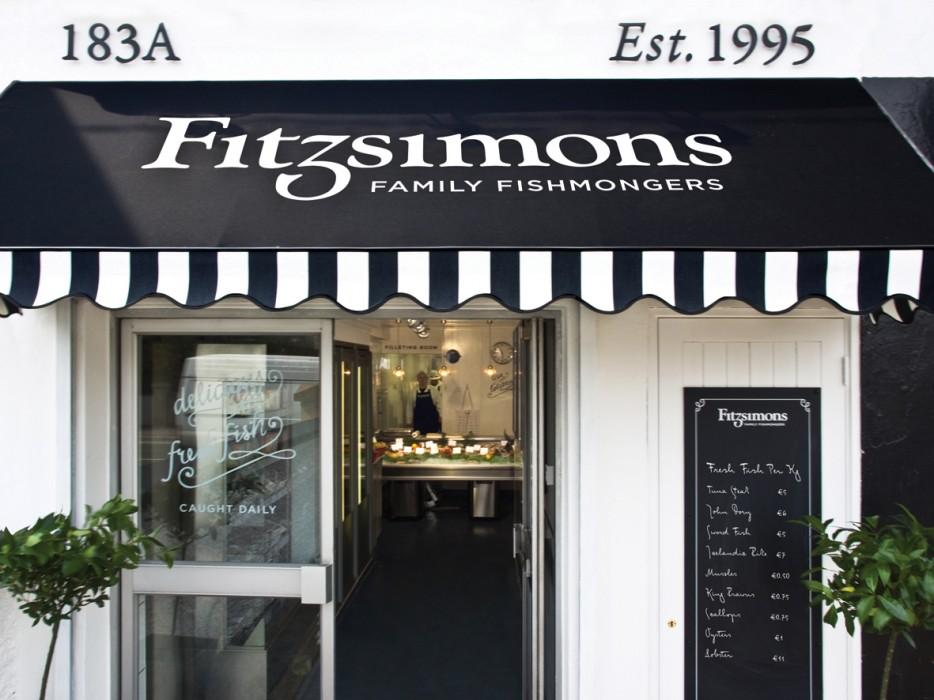 Cover image: Fitzsimons Fishmongers