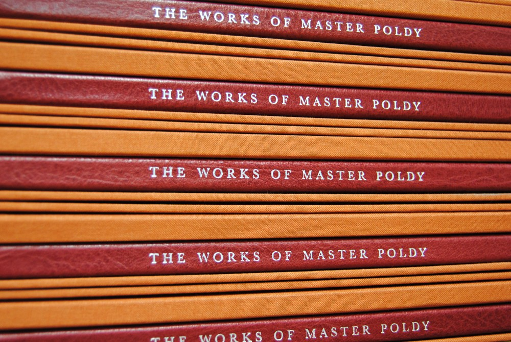 Cover image: The Works of Master Poldy