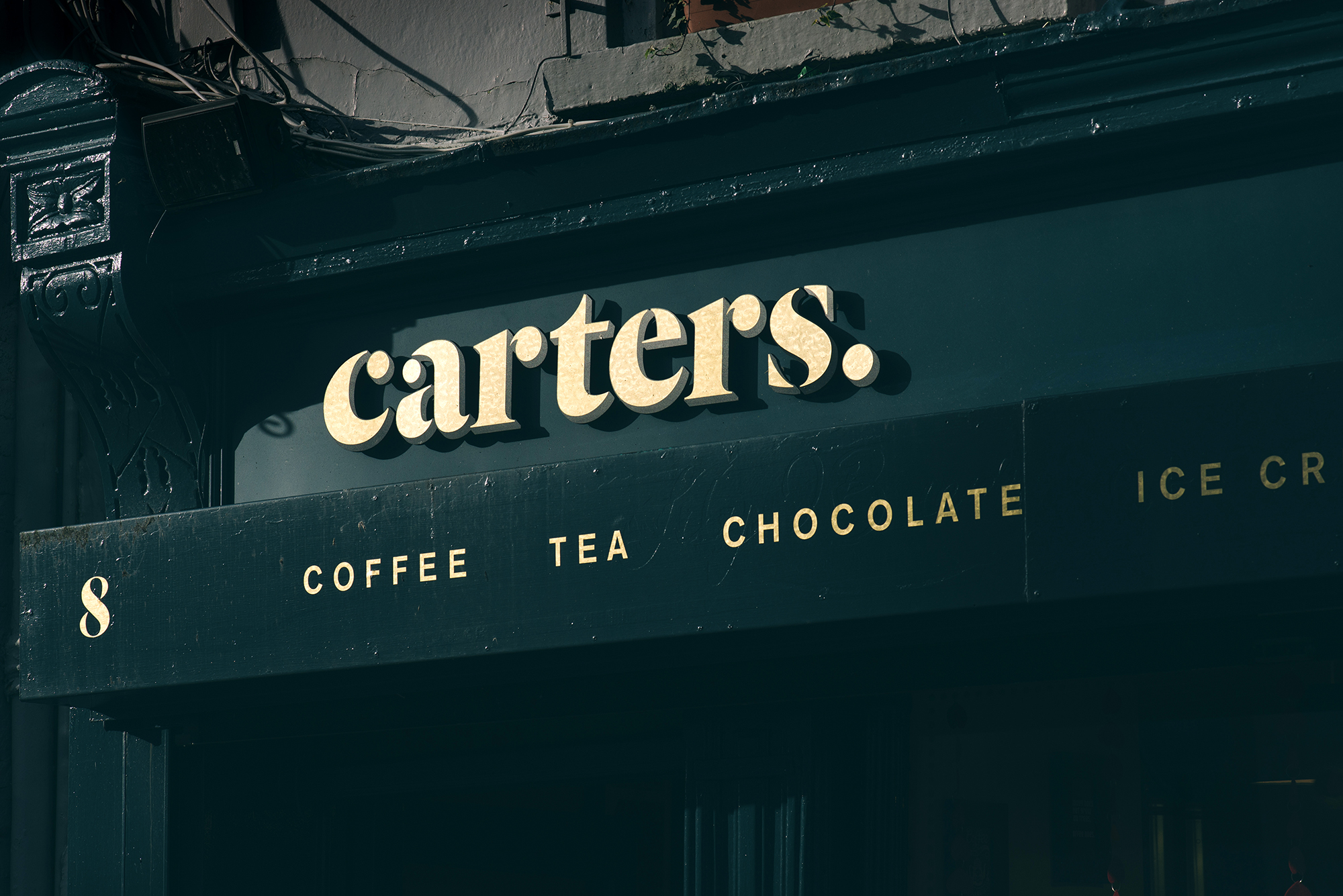 Cover image: Carters Chocolate Café