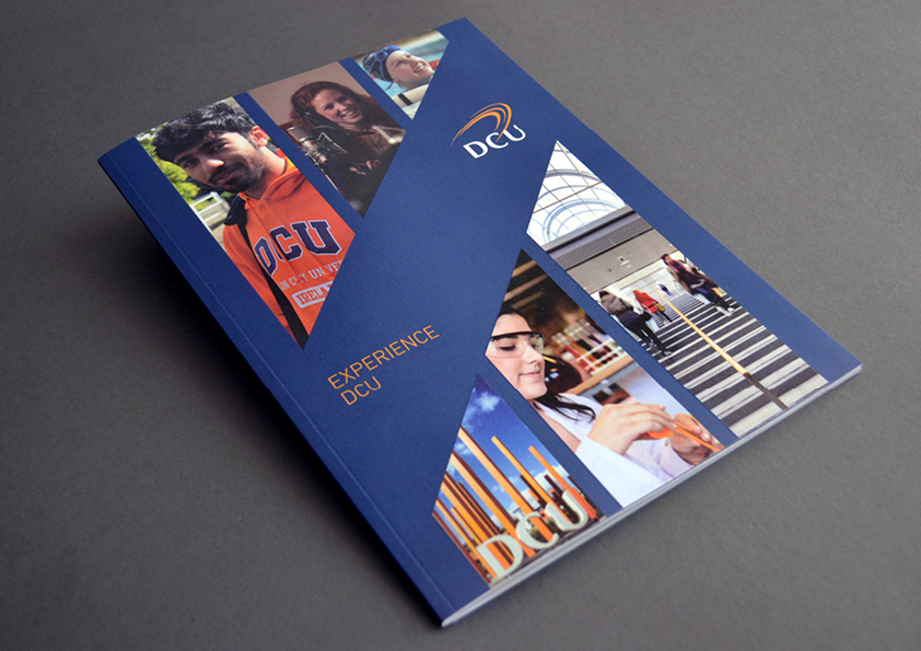 Cover image: Experience DCU Brochure (2015)
