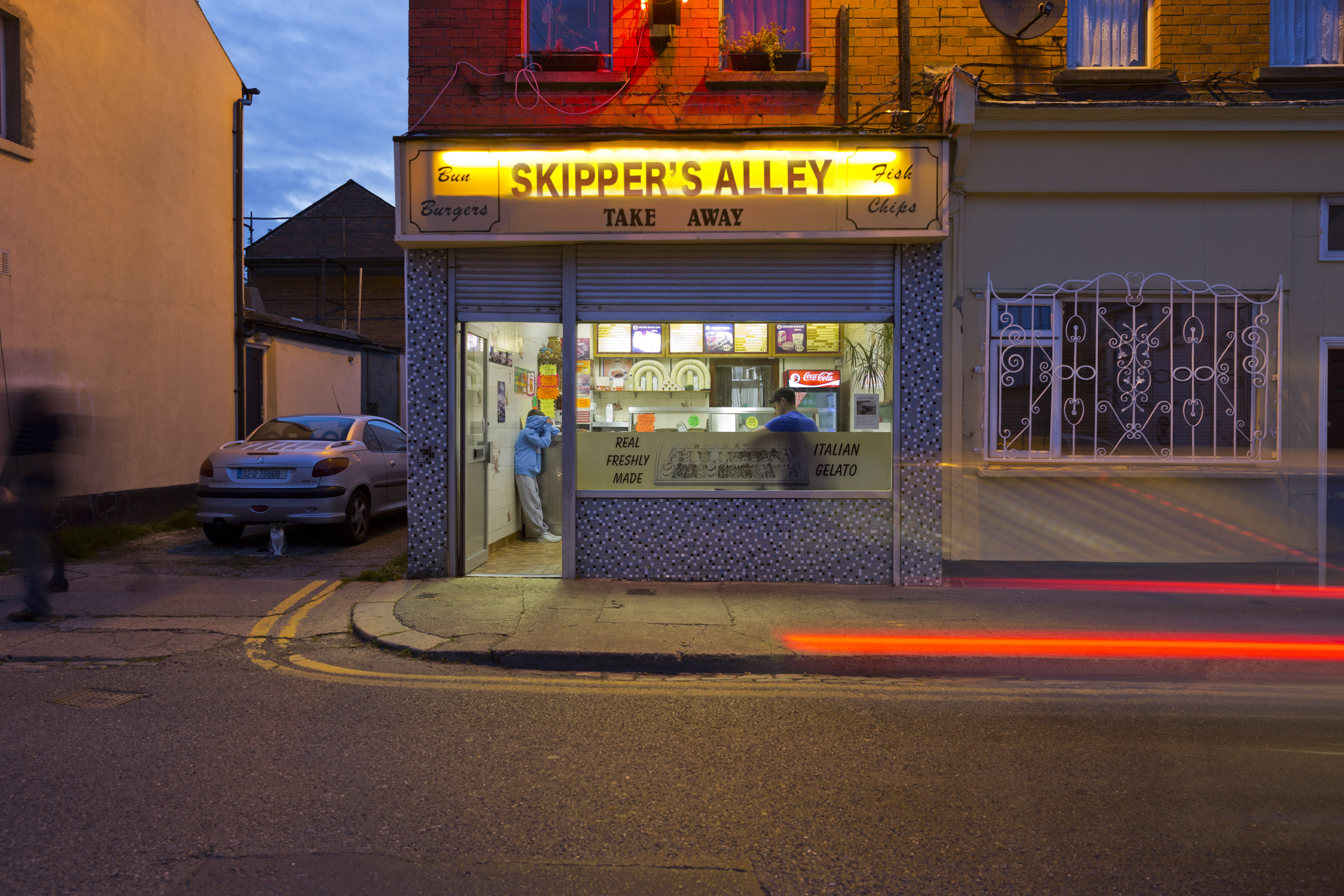 Cover image: Skipper's Alley - Album Artwork