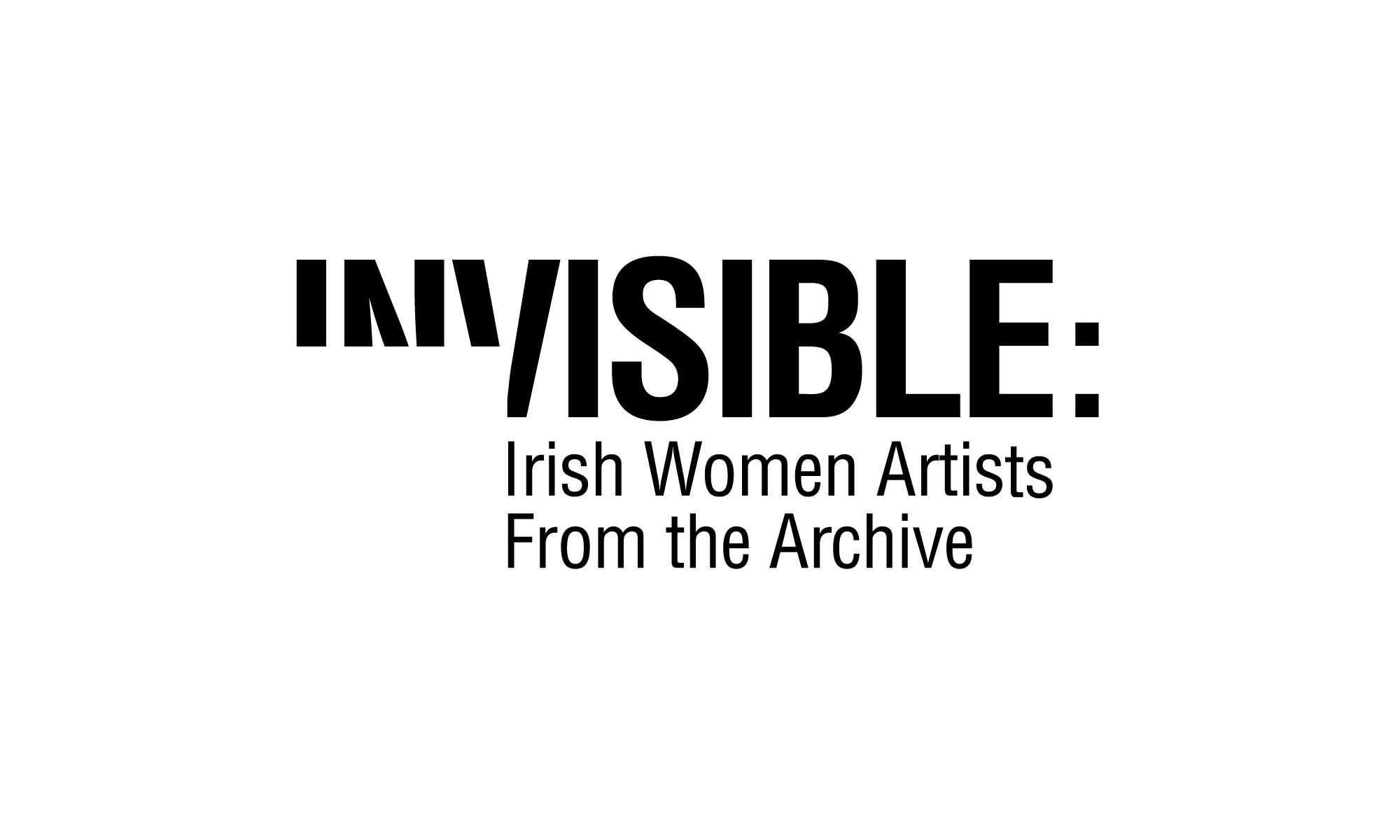 Cover image: Invisible: Irish Women Artists From the Archive