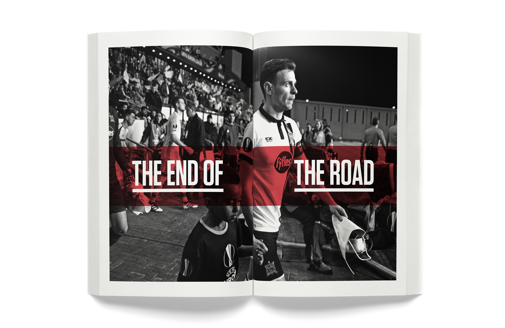 Cover image: Dundalk FC | Making History