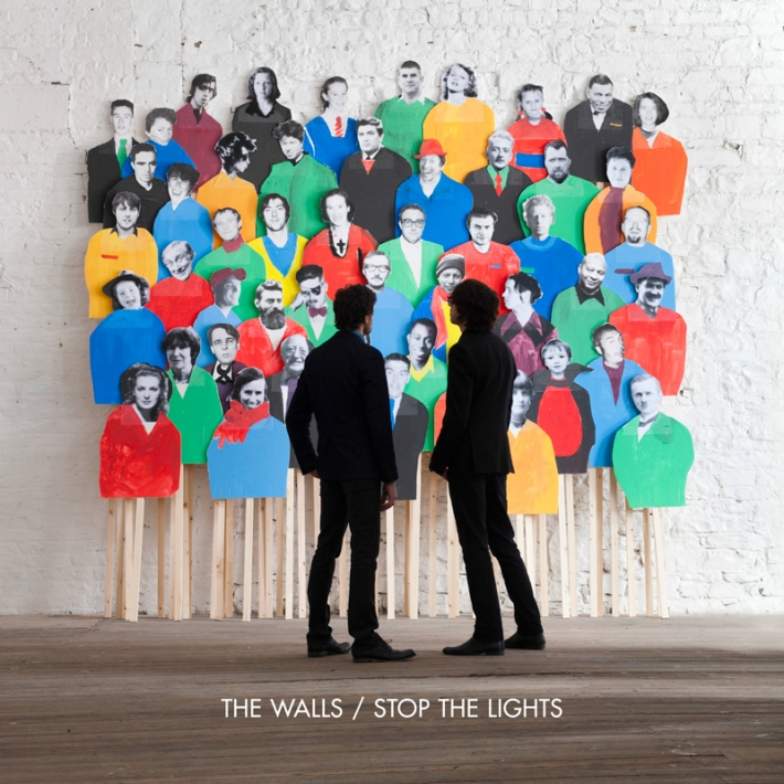 Cover image: The Walls –Stop the Lights (2012)