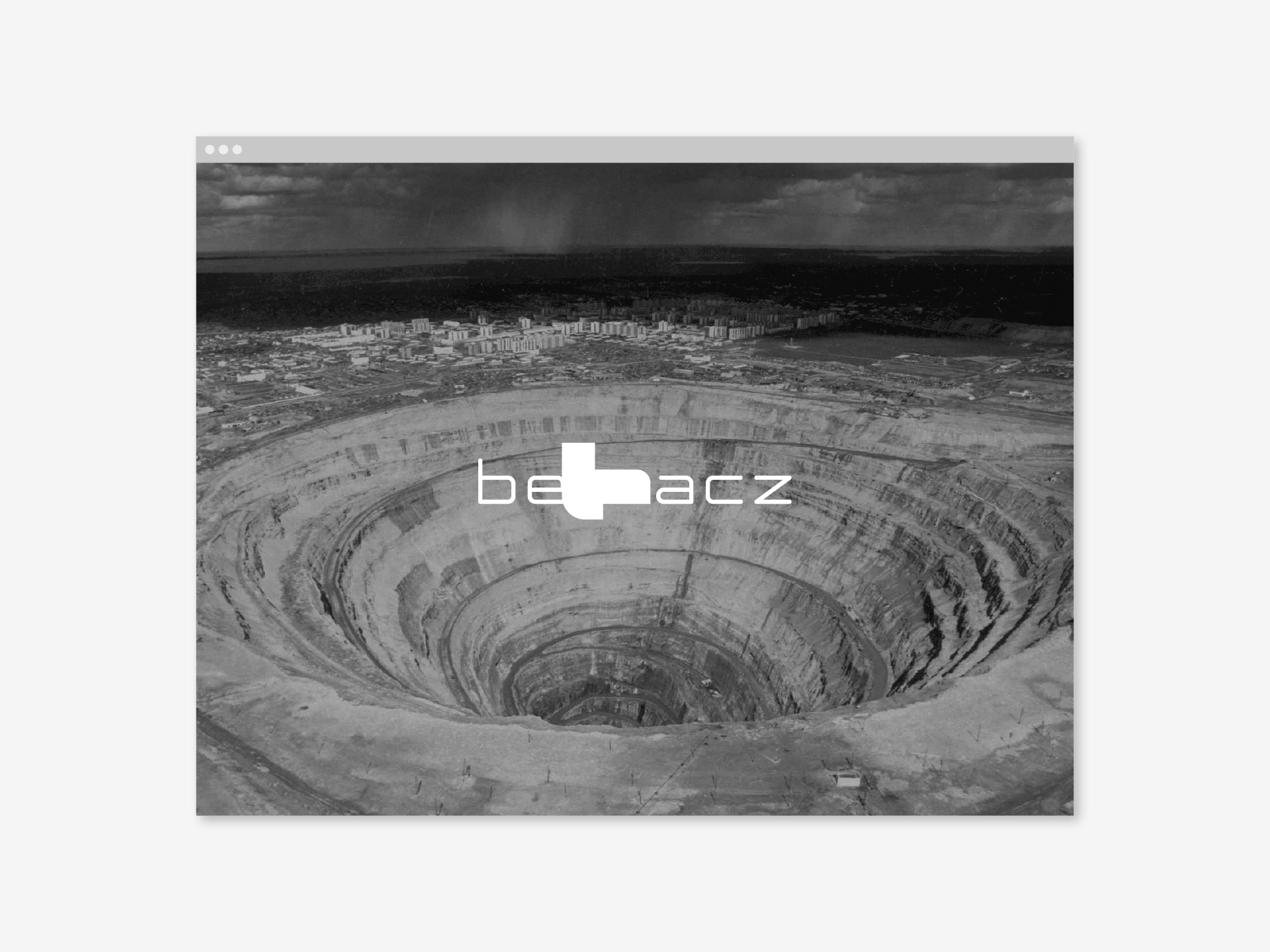 Cover image: Belmacz website