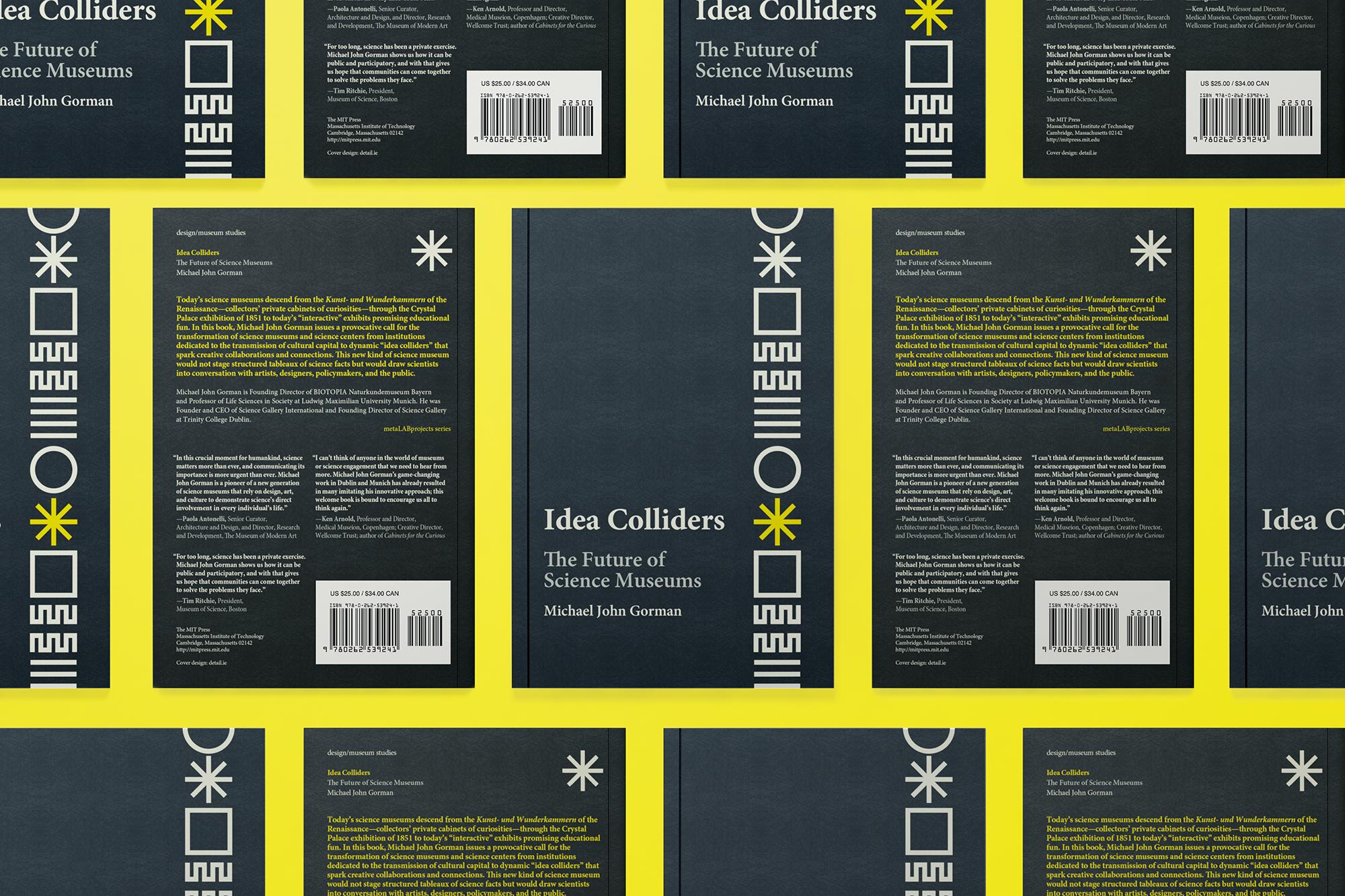 Cover image: Idea Colliders