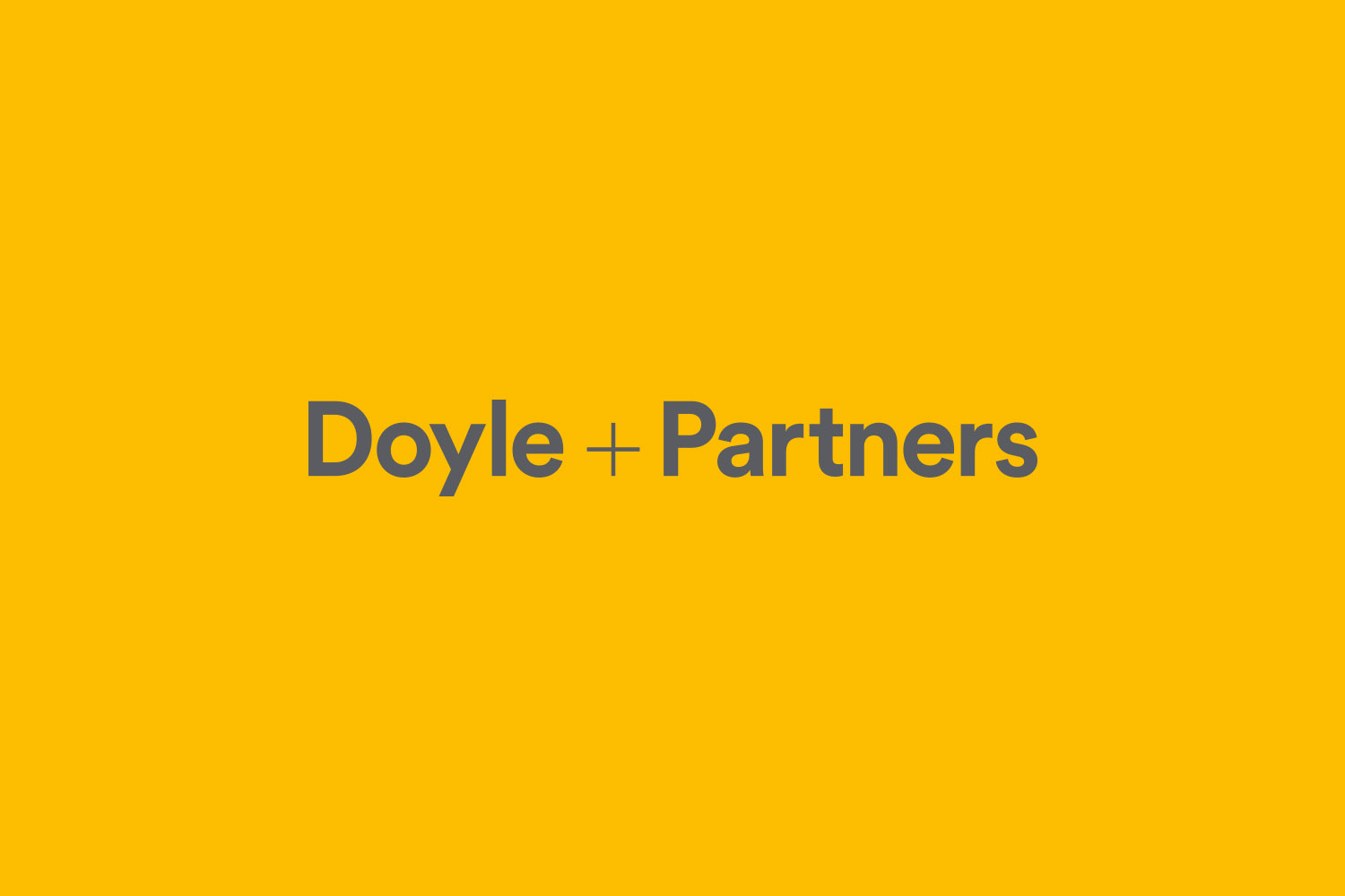 Cover image: Doyle + Partners
