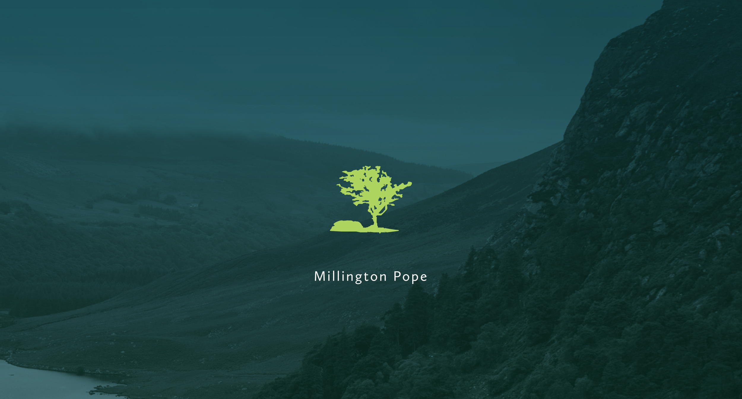 Cover image: Millington Pope